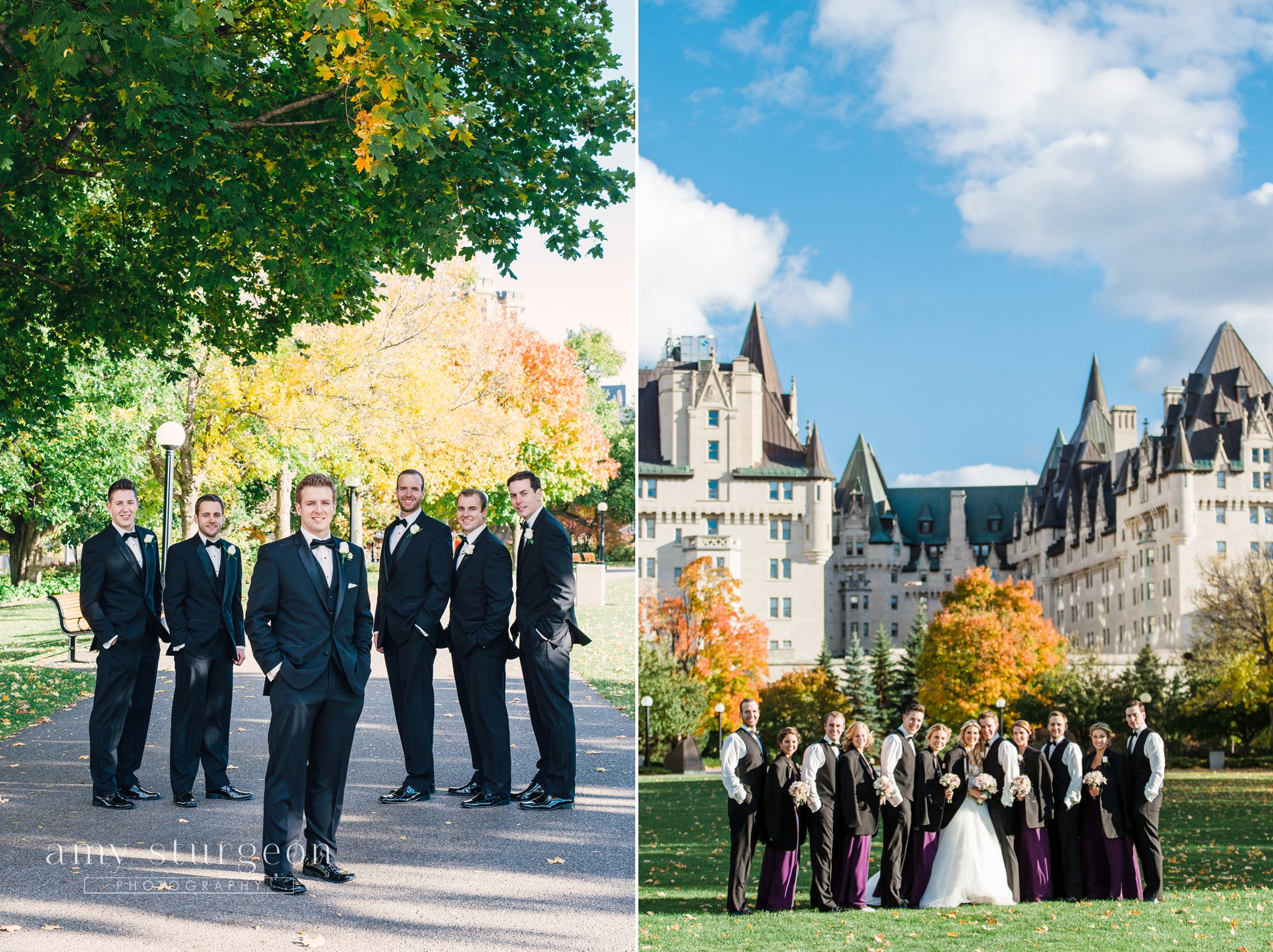 Chateau Laurier Wedding_Ottawa wedding photographer_057