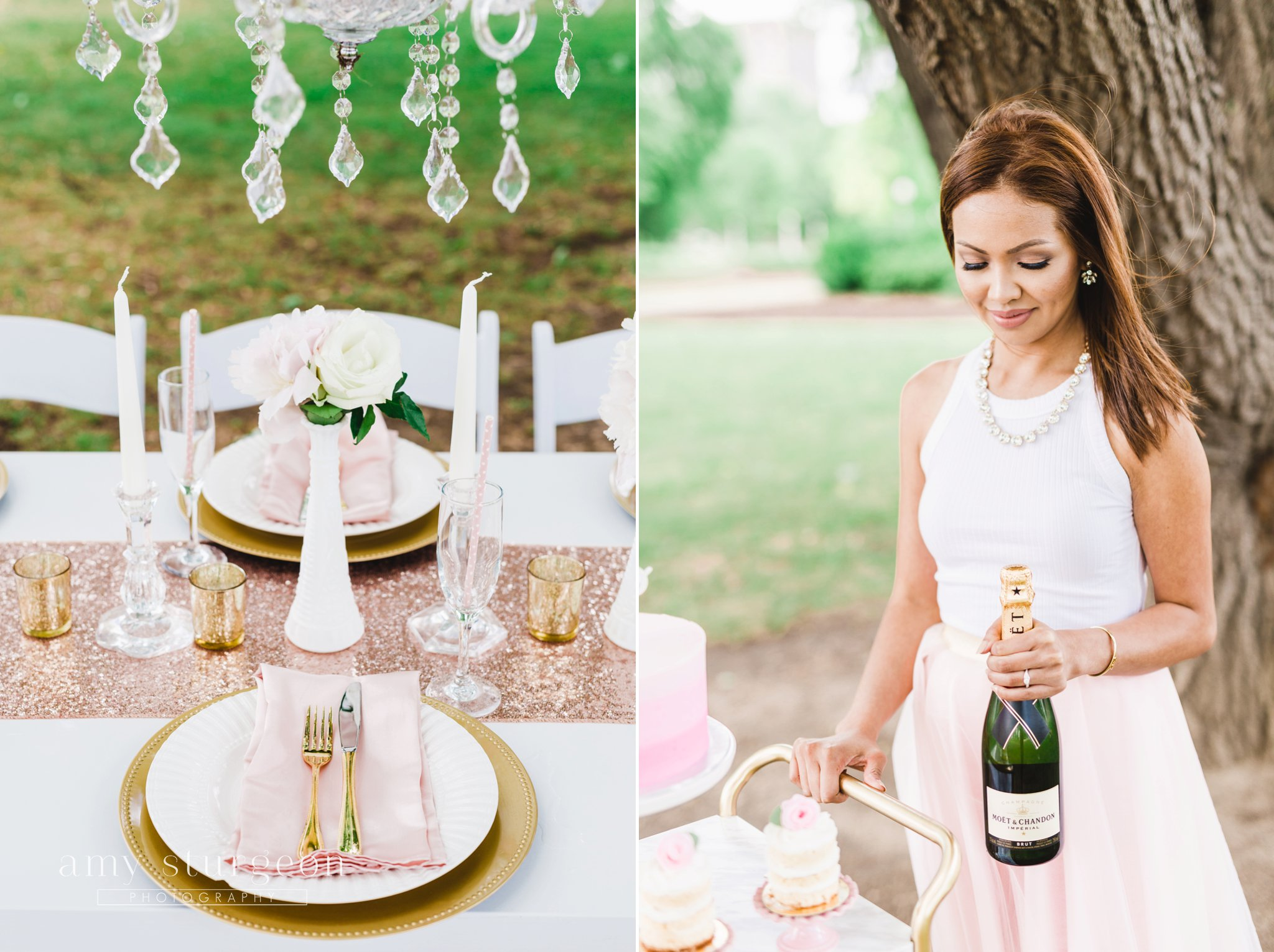 Bridal Brunch Inspiration For Modern Brides Amy Pinder