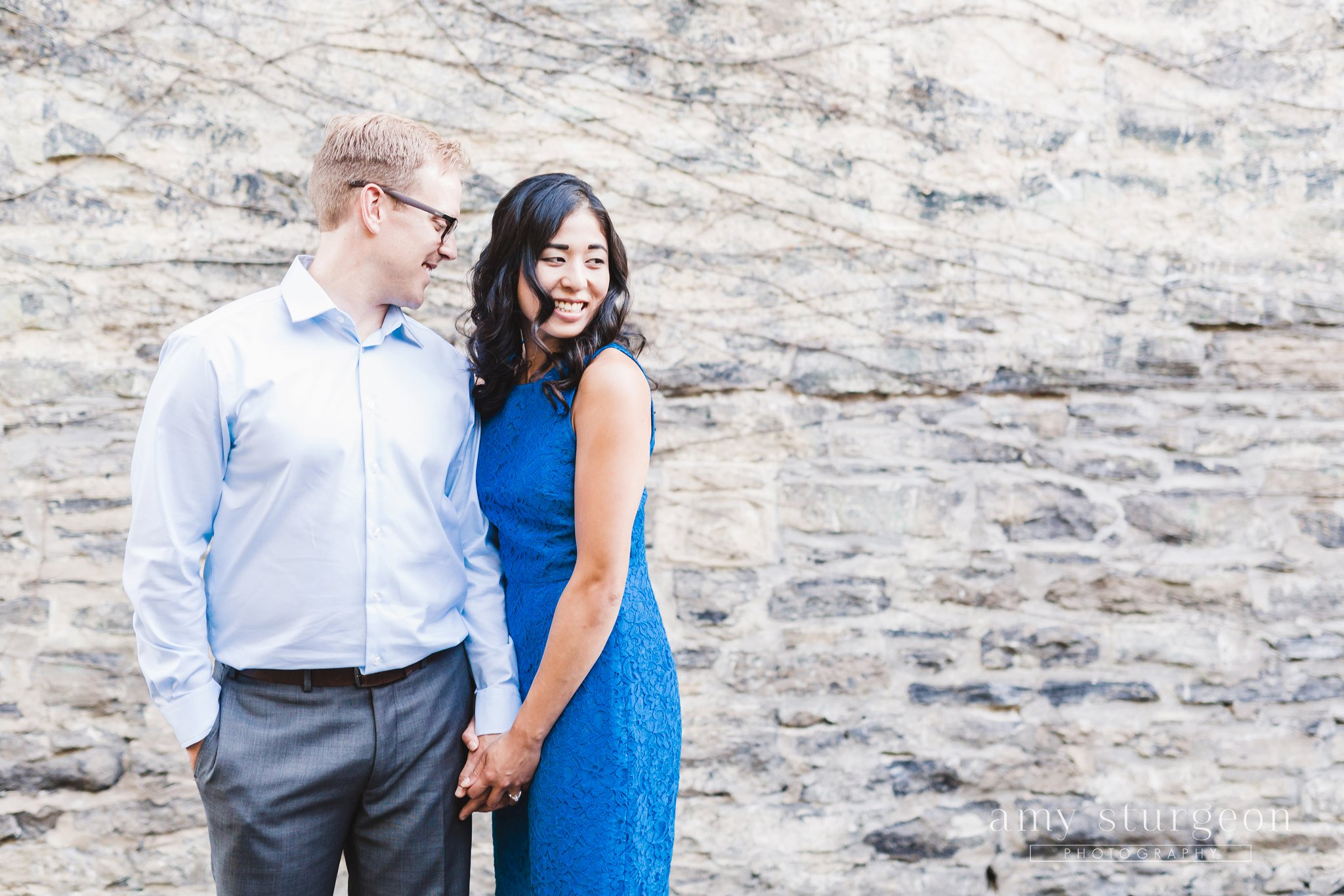 Downtown Brockville Engagement Session