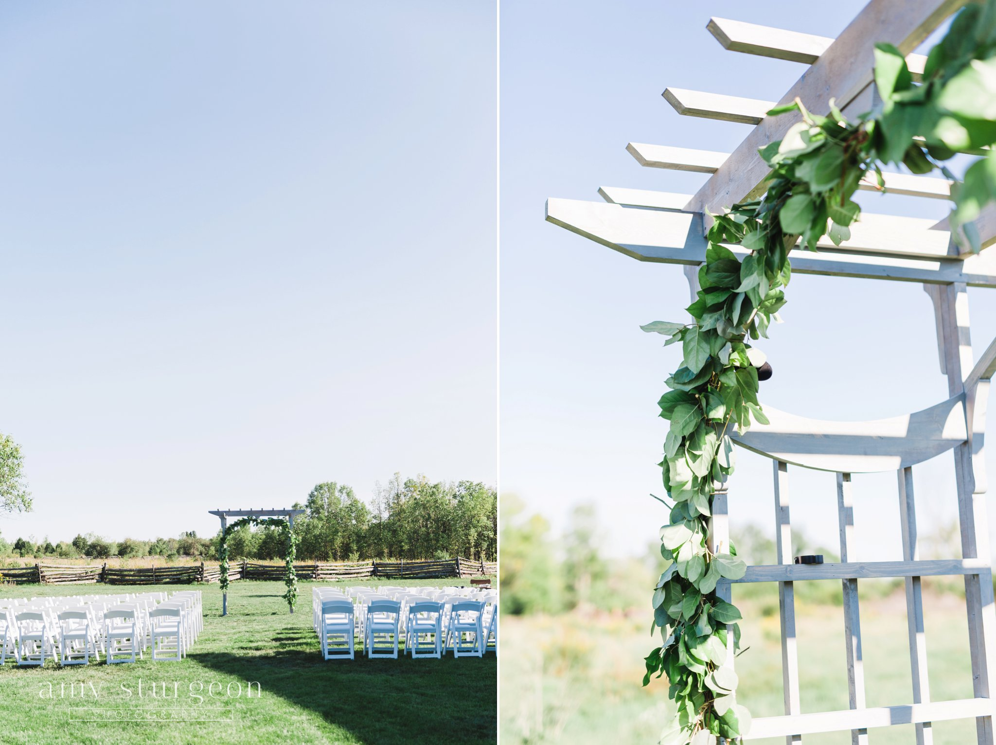 A Modern Rustic Wedding At Stonefields Heritage Farm