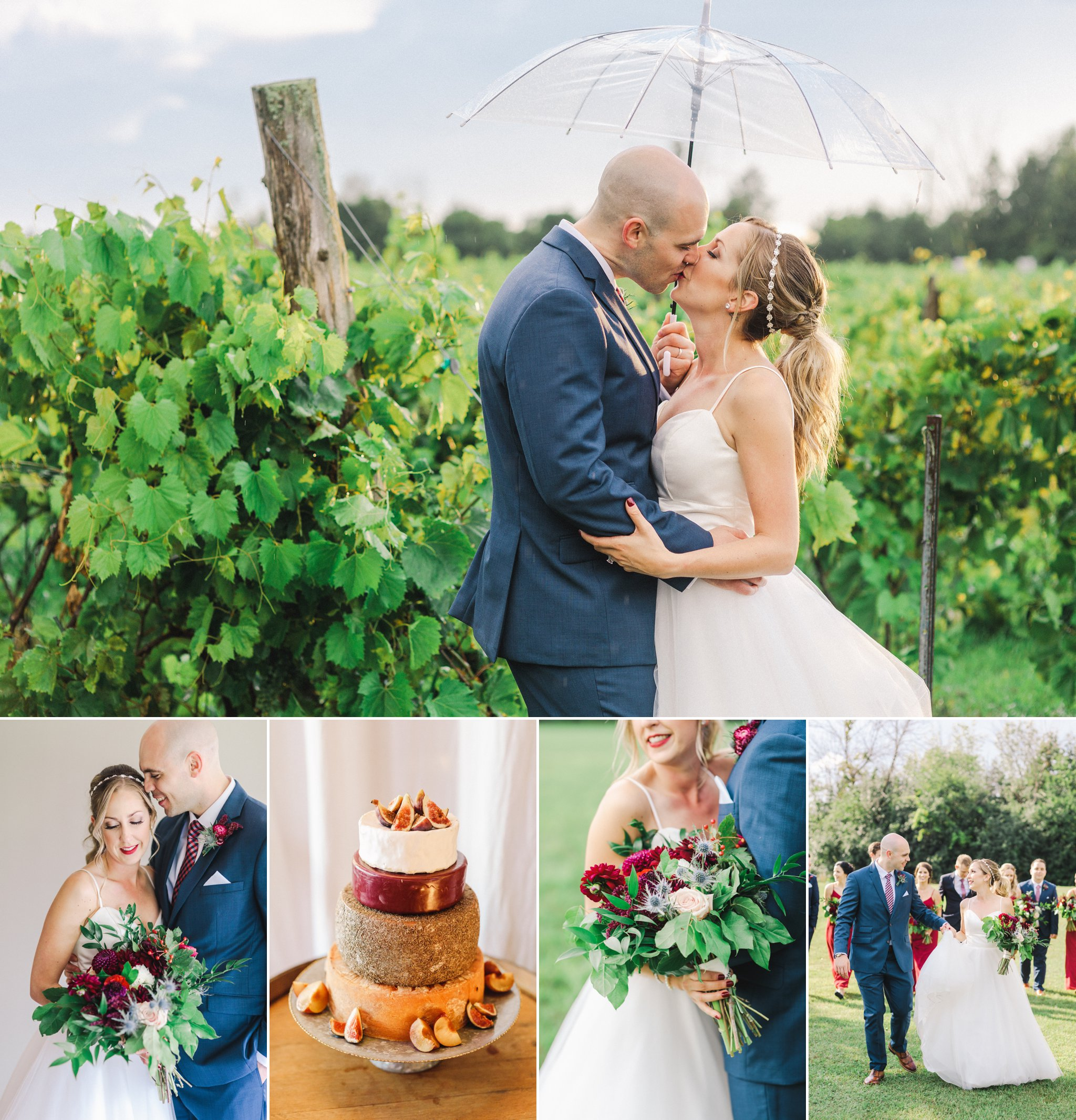 Jabulani Vineyard Wedding Photos