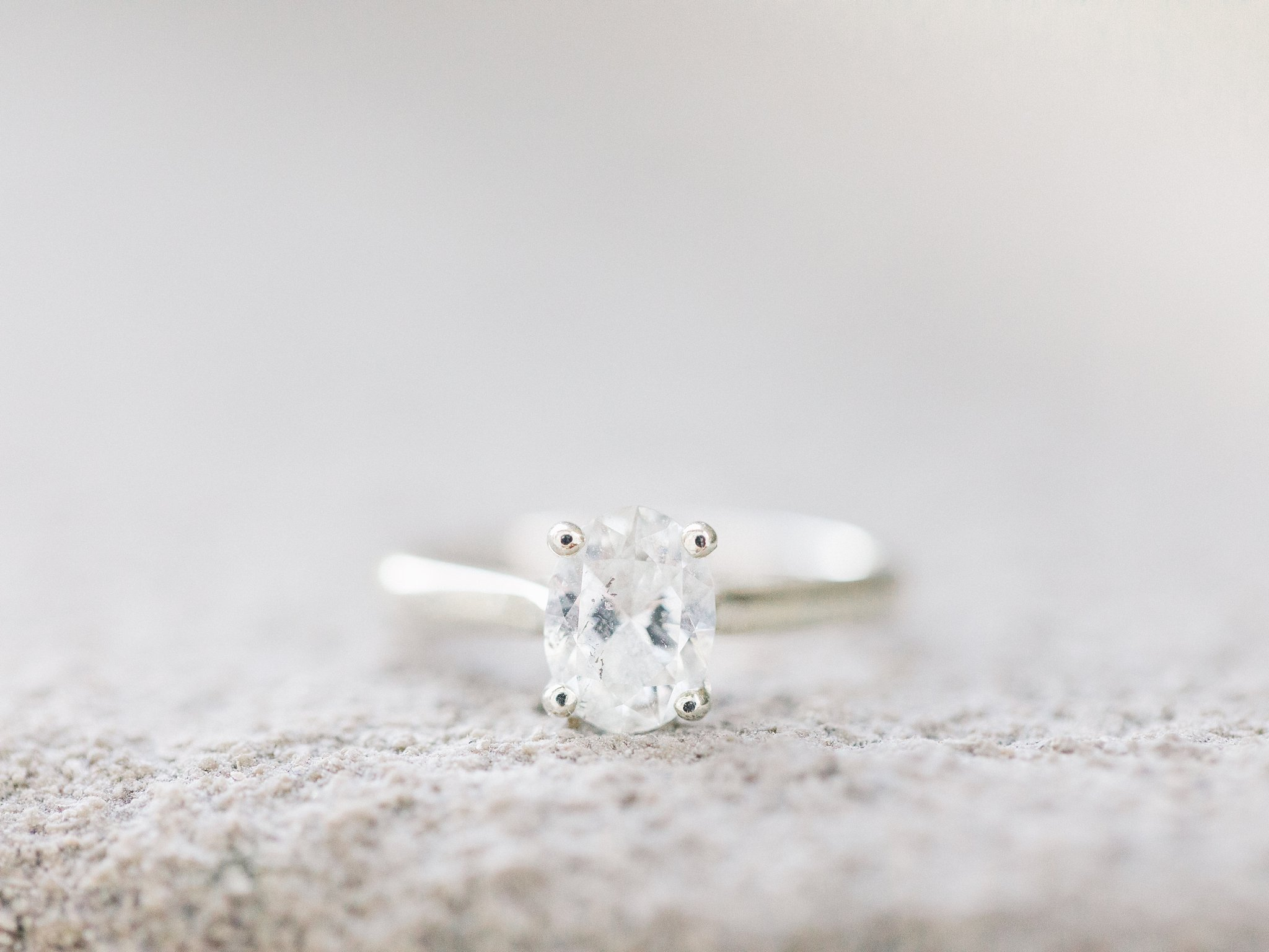 Oval diamond engagement ring Ottawa University engagement photos