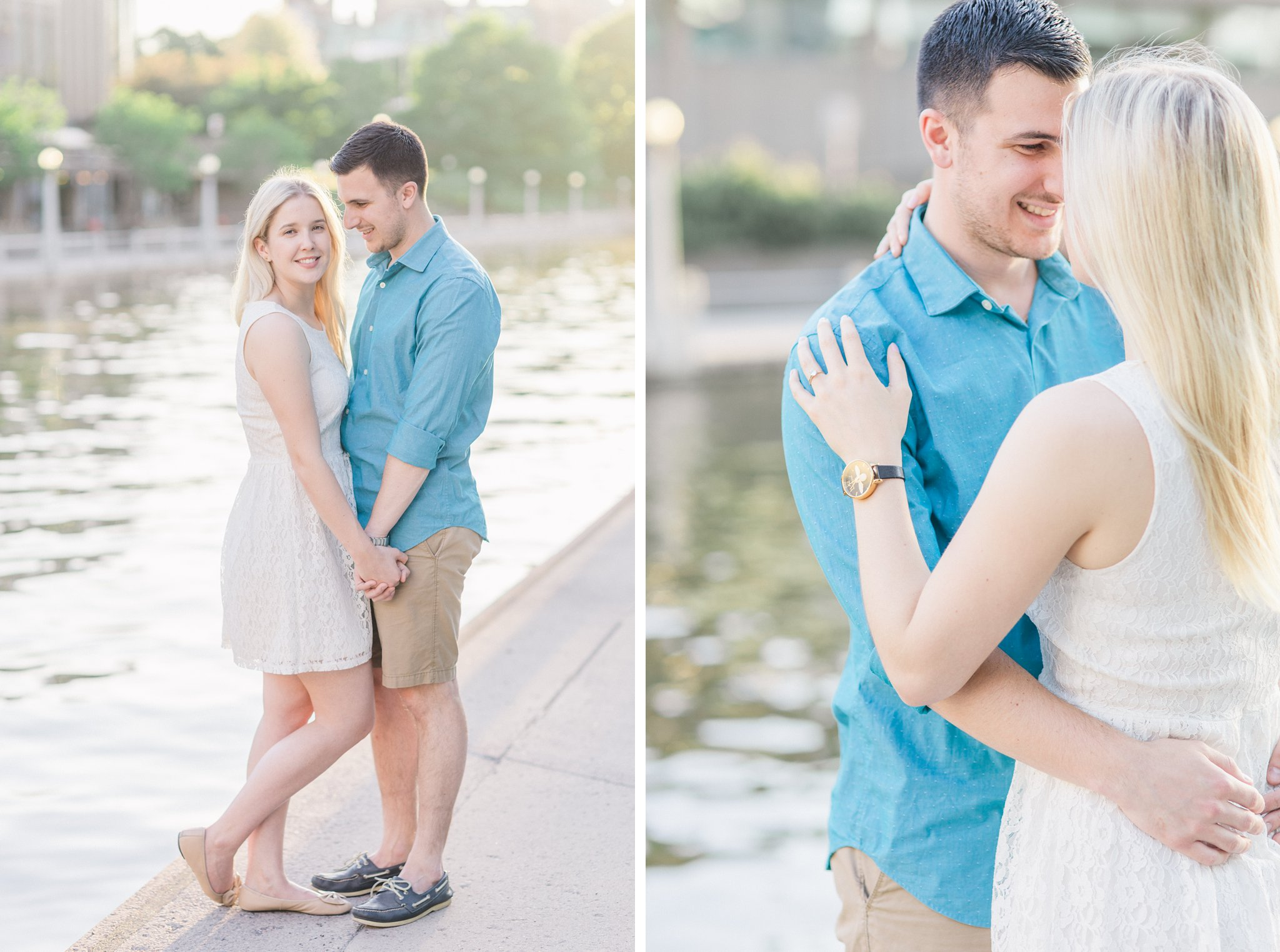 Ottawa University engagement photos