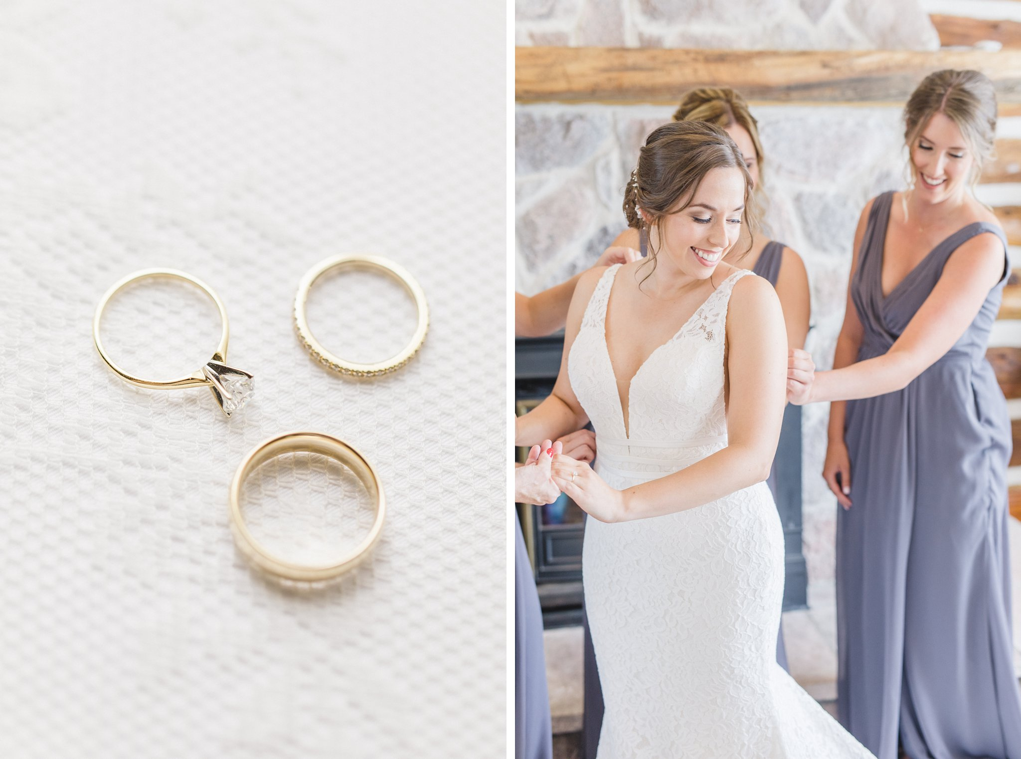 Modern wedding dress with illusion sides under arm married at Stonefields, Amy Pinder Photography