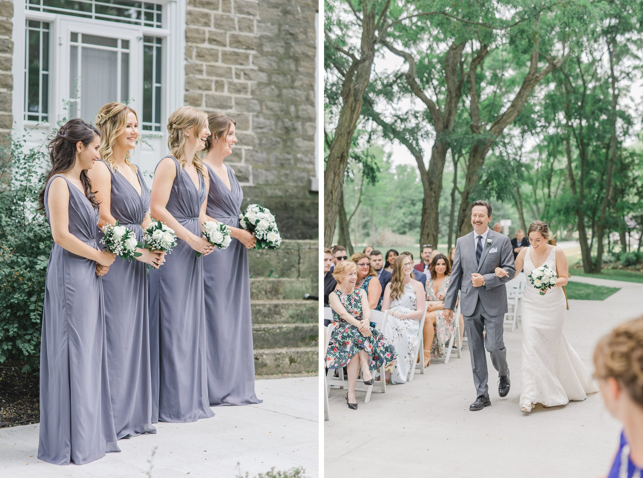 Mauve bridesmaid dresses married at Stonefields, Amy Pinder Photography