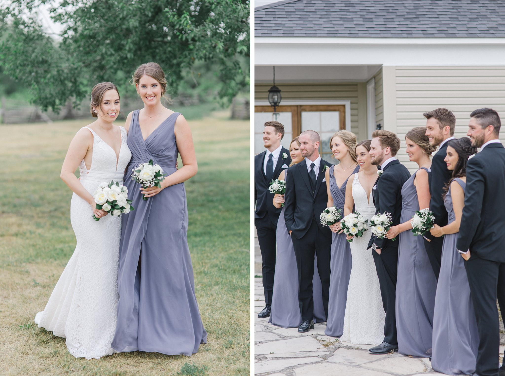 Dark purple maid of honour married at Stonefields, Amy Pinder Photography