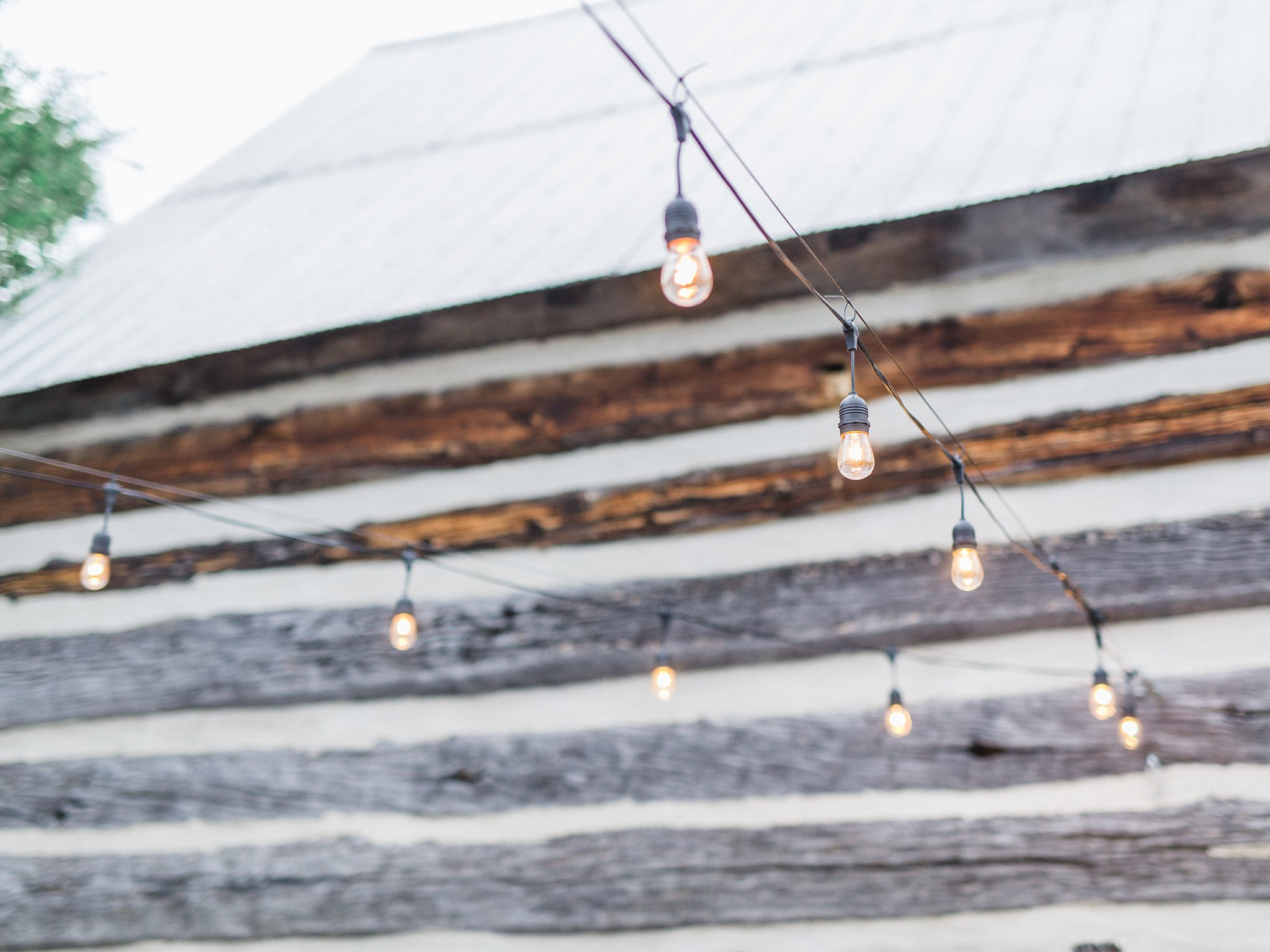 Edison string lights married at Stonefields, Amy Pinder Photography