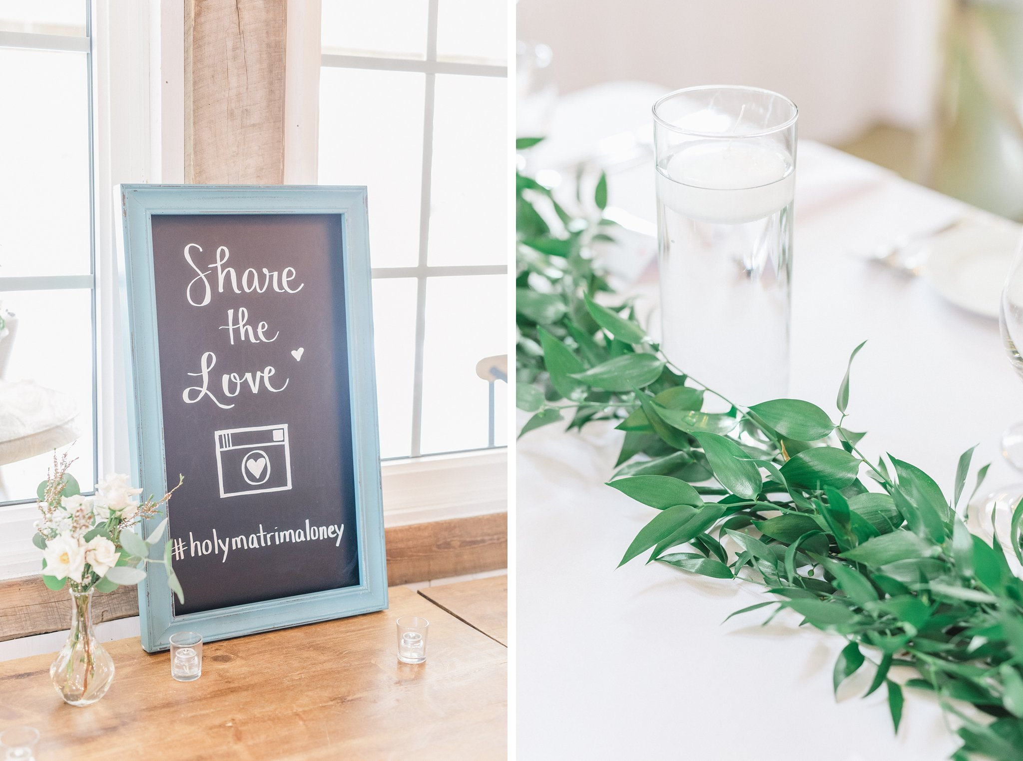 Best hashtag idea married at Stonefields, Amy Pinder Photography