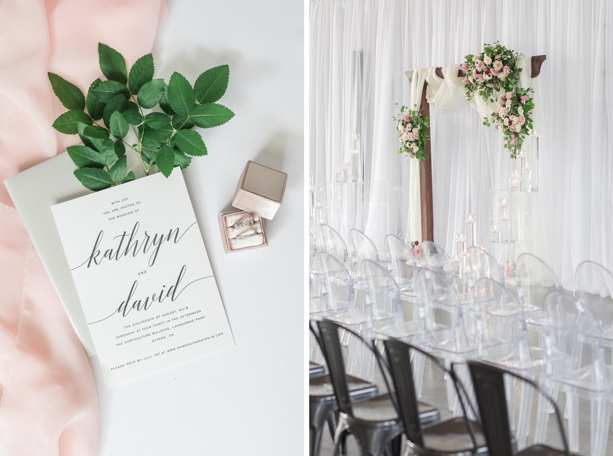 Modern industrial Horticulture Building wedding at Lansdowne Amy Pinder Photography
