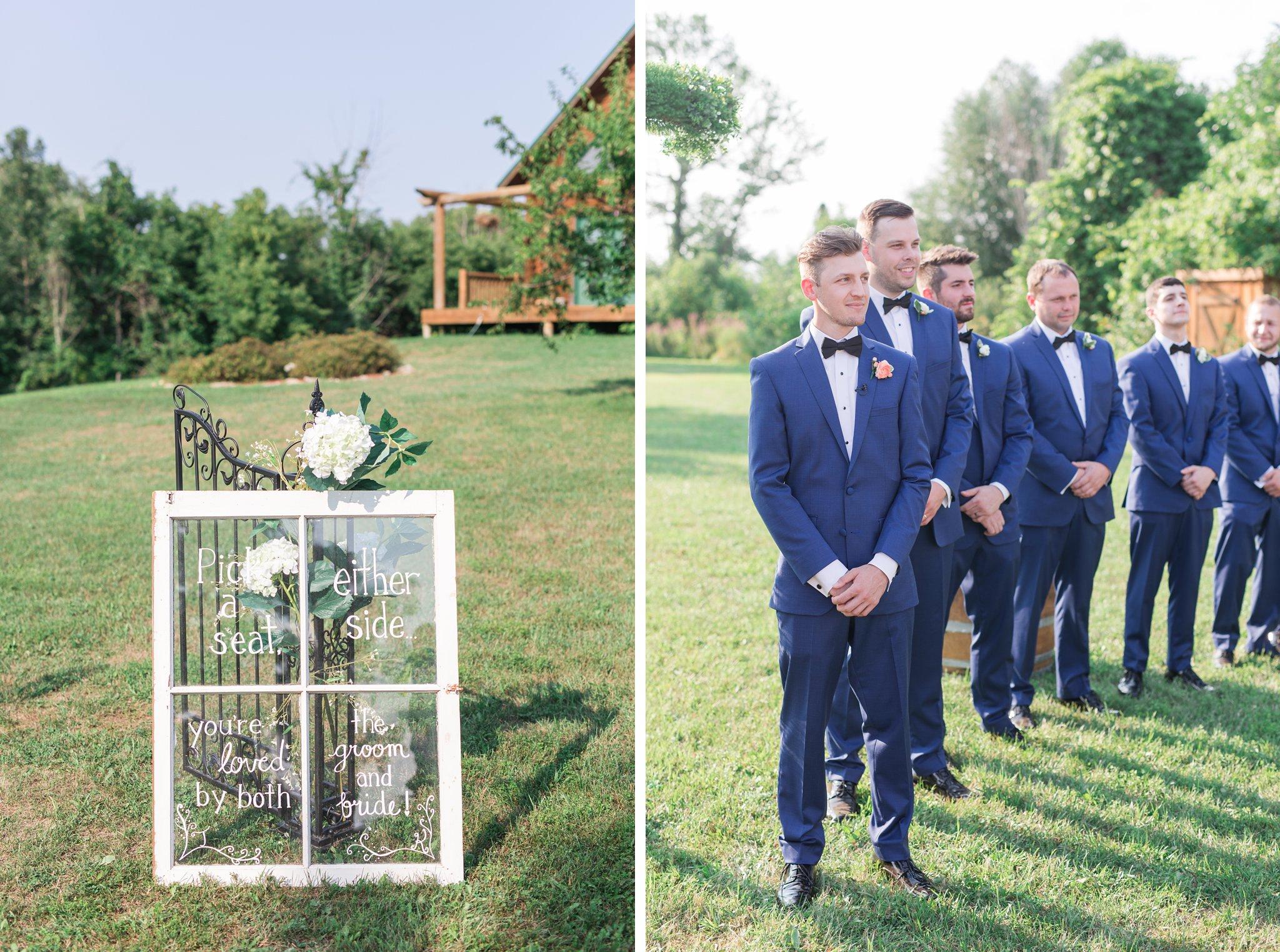 Pick a seat not a side Vineyard wedding at Jabulani Amy Pinder Photography