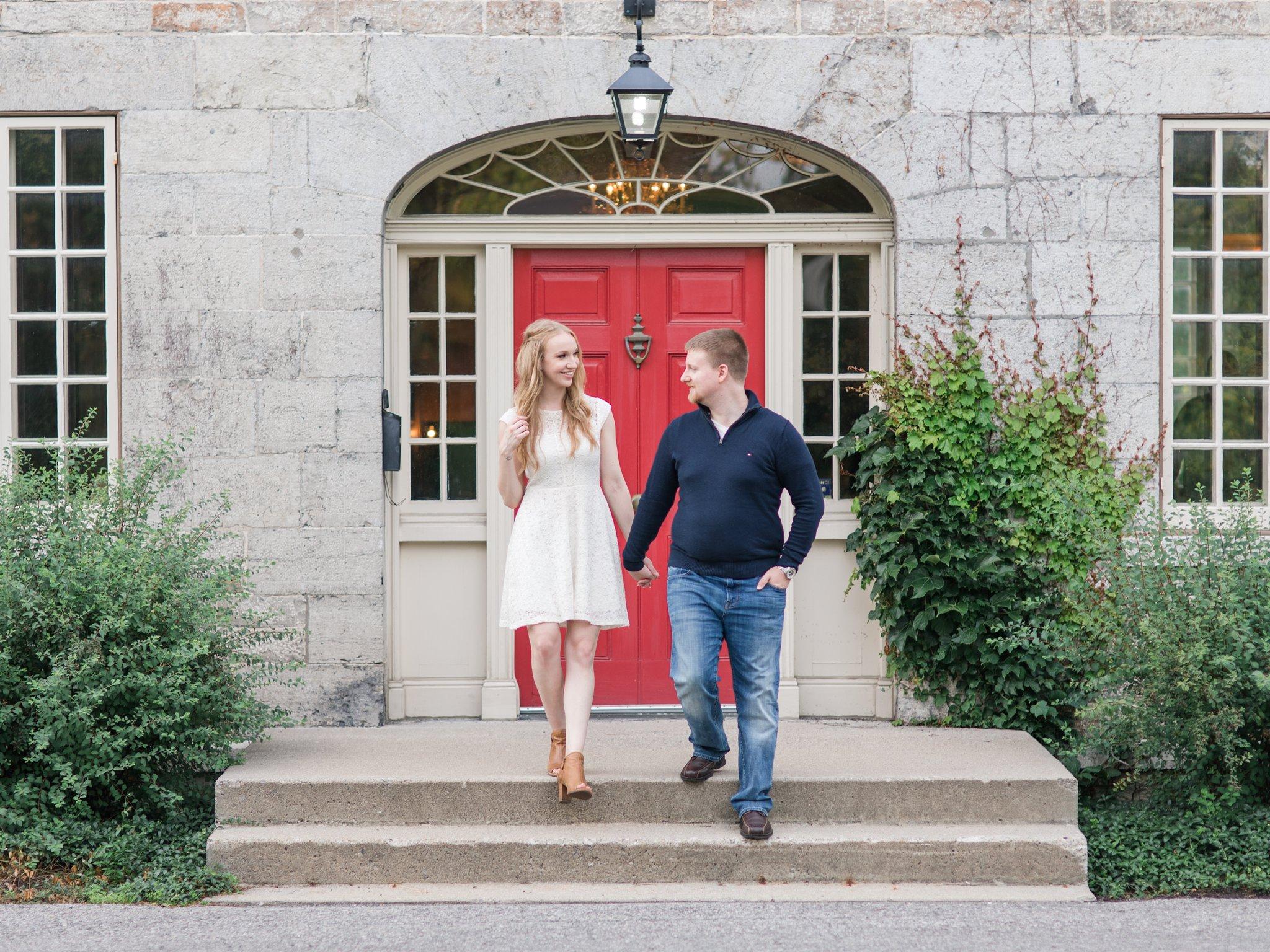 Keg Manor engagement photos Amy Pinder Photography