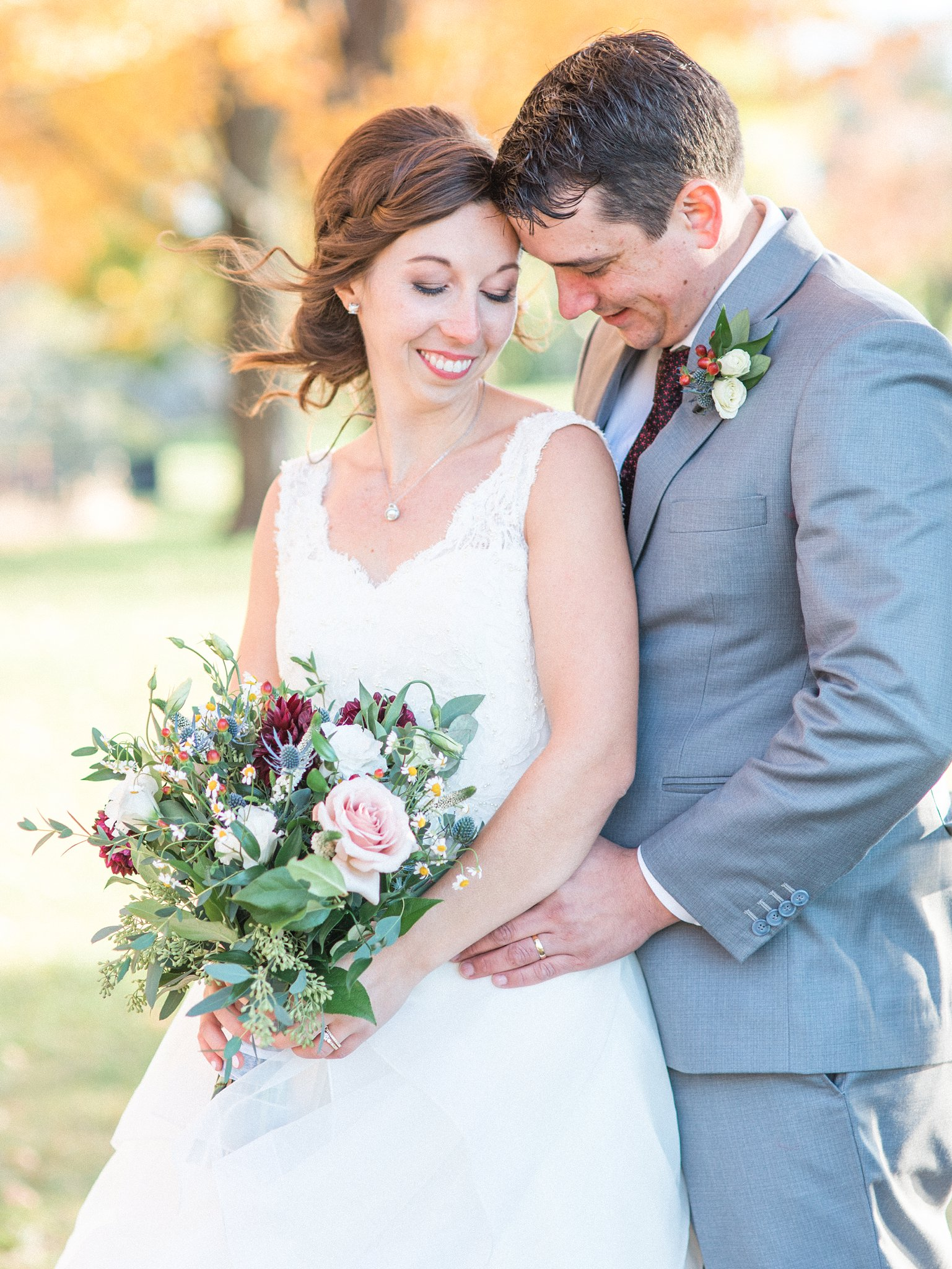 Bride and groom photos at Mooney's Bay, Hilton Garden Inn Ottawa Airport Hotel Wedding