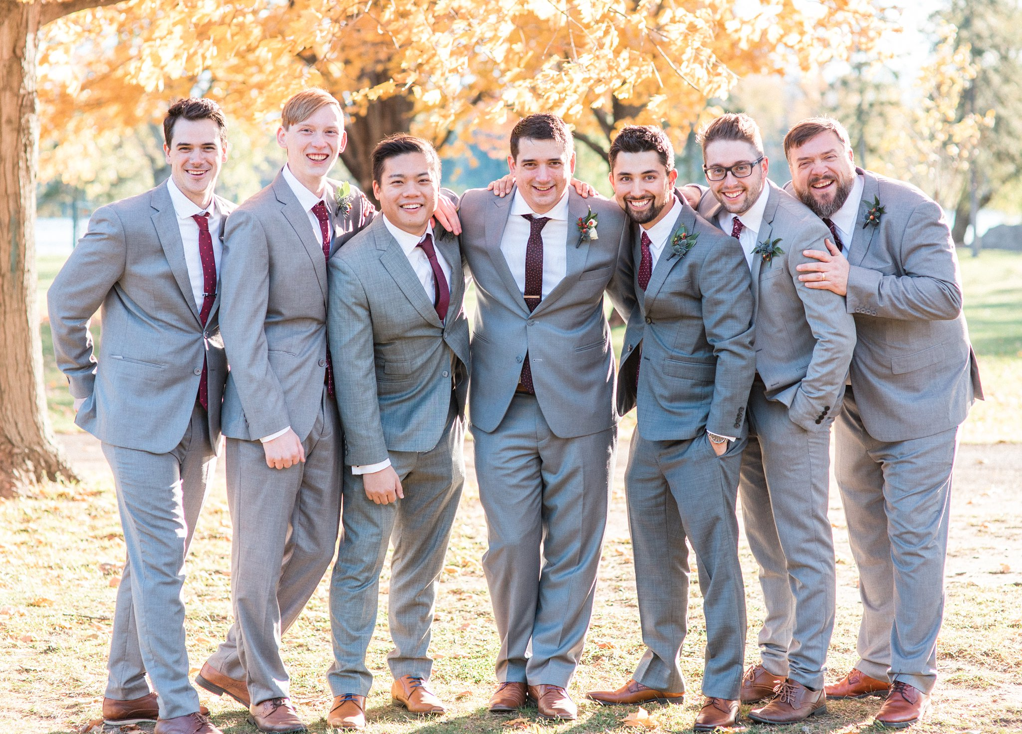 Suit Up! suit rental Ottawa, Mooney's Bay, Hilton Garden Inn Ottawa Airport Hotel Wedding