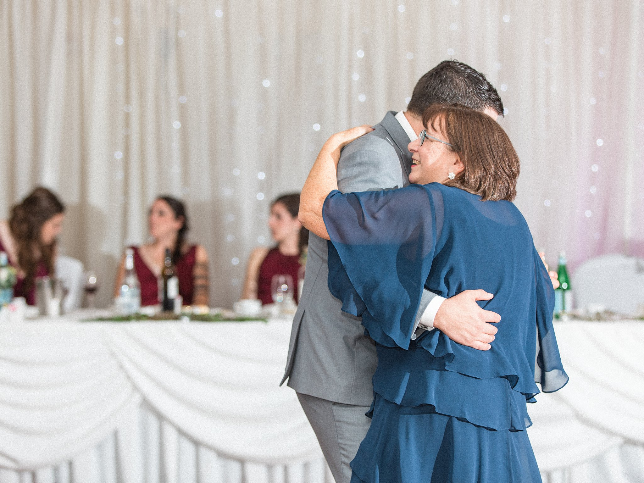 Mother-son first dance, Hilton Garden Inn Ottawa Airport Hotel Wedding