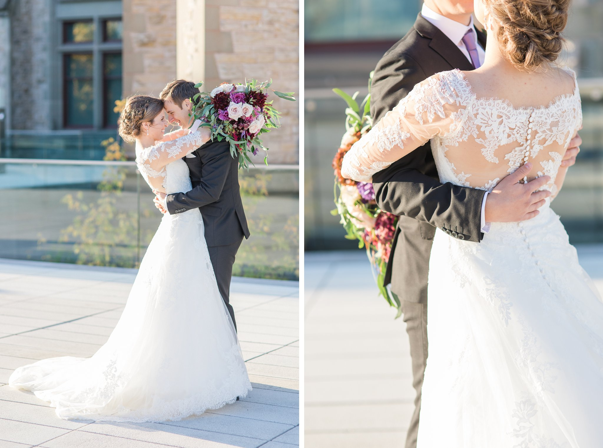 A Festive Fall Wedding at the Canadian Museum of Nature