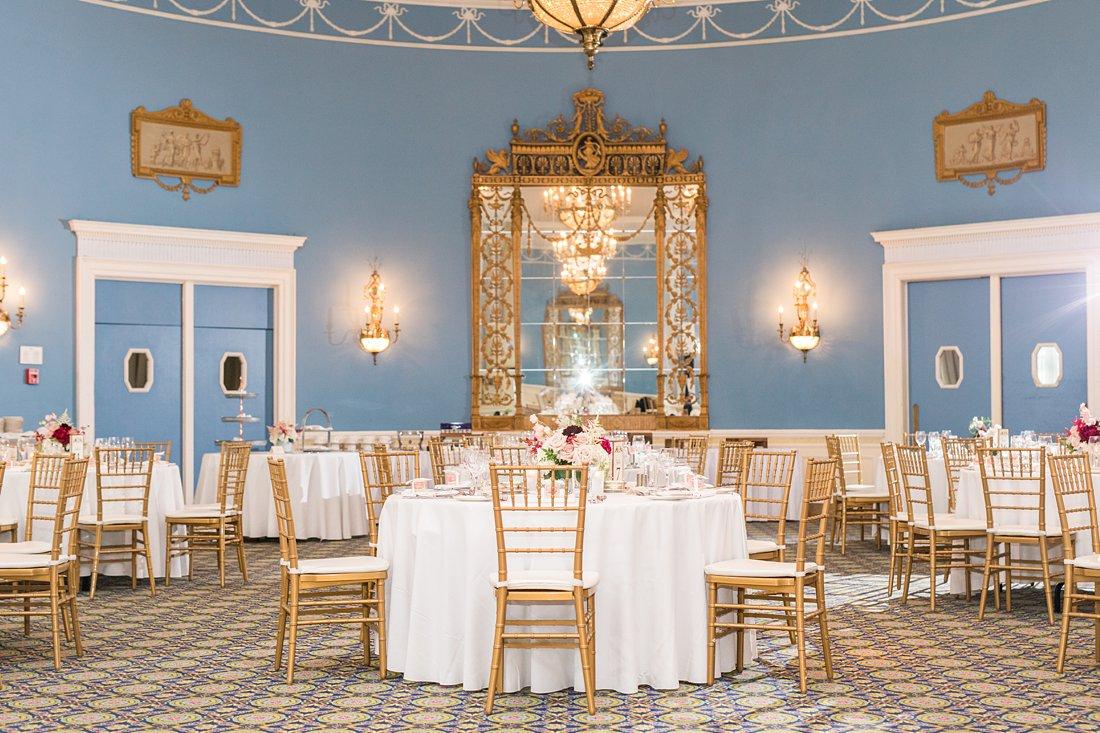 Adam Room Chateau Laurier Wedding reception