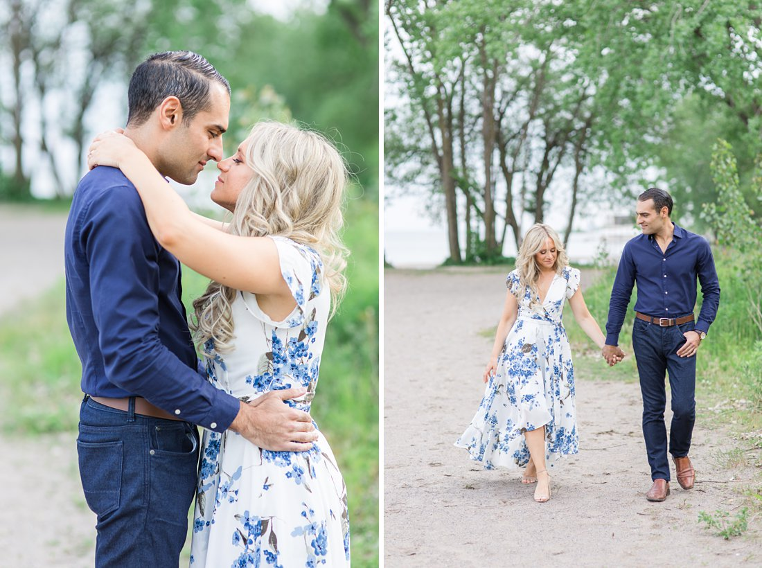 What to wear to Polson Pier Toronto Engagement Photos, Amy Pinder Photography