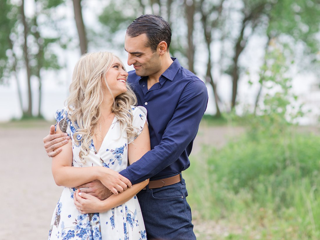 Cherry Beach, Polson Pier Toronto Engagement Photos, Amy Pinder Photography