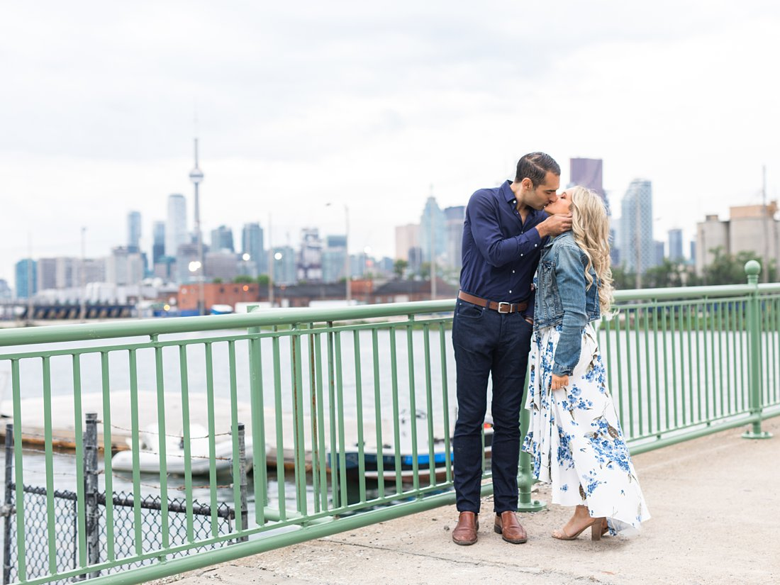 Polson Pier Toronto Engagement Photos, Amy Pinder Photography