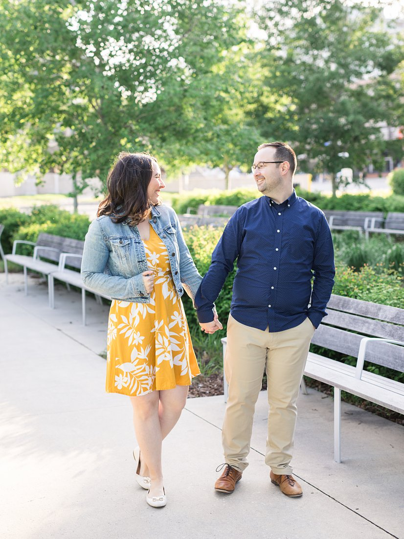 Lansdowne Glebe Engagement Photos