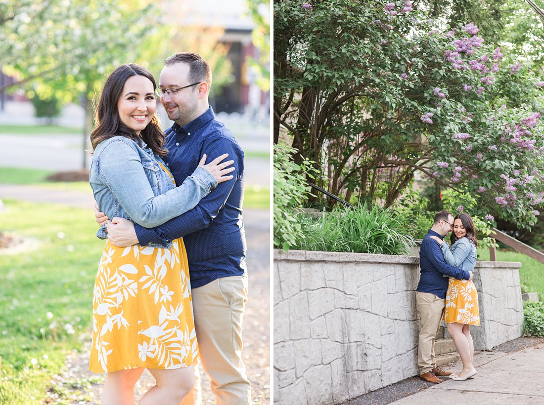Lansdowne Engagement Photos