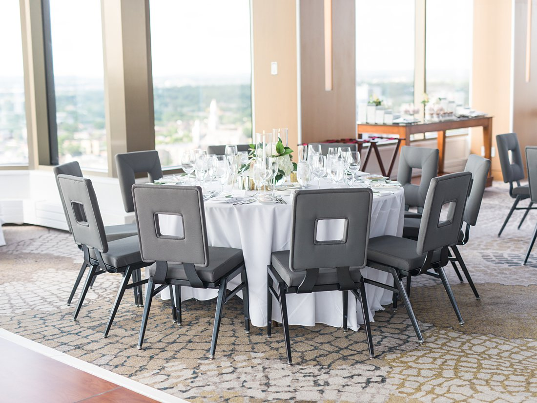 Restaurant Twenty Two Wedding at the Westin Ottawa