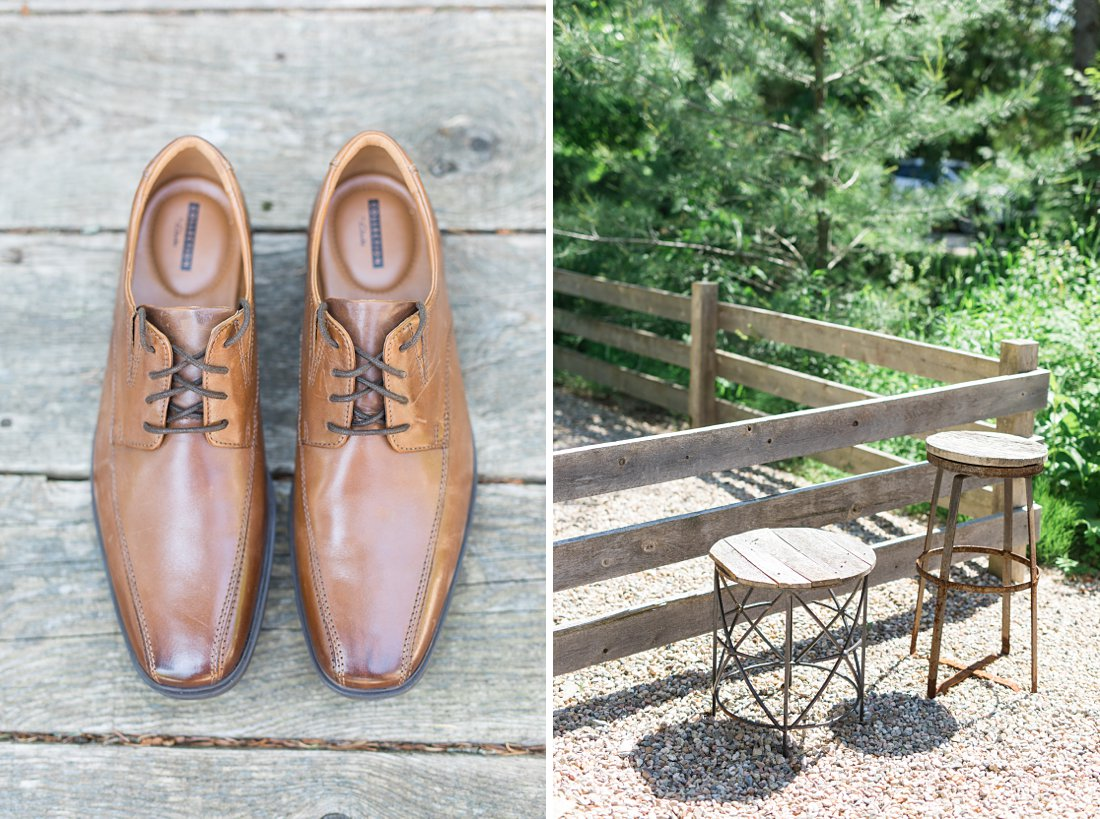 brown shoes, wakefield grand, A Sage Green Summer Wedding at Le Belvedere