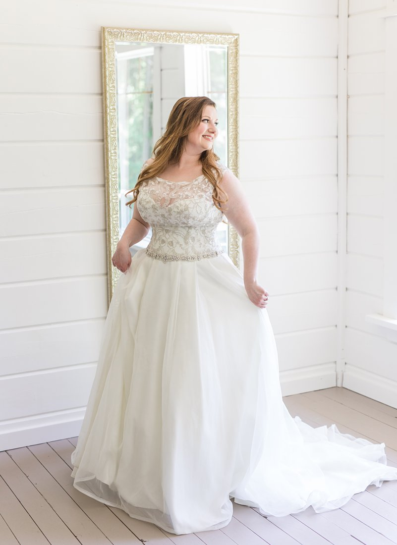 beautiful bride, wedding dress, A Sage Green Summer Wedding at Le Belvedere