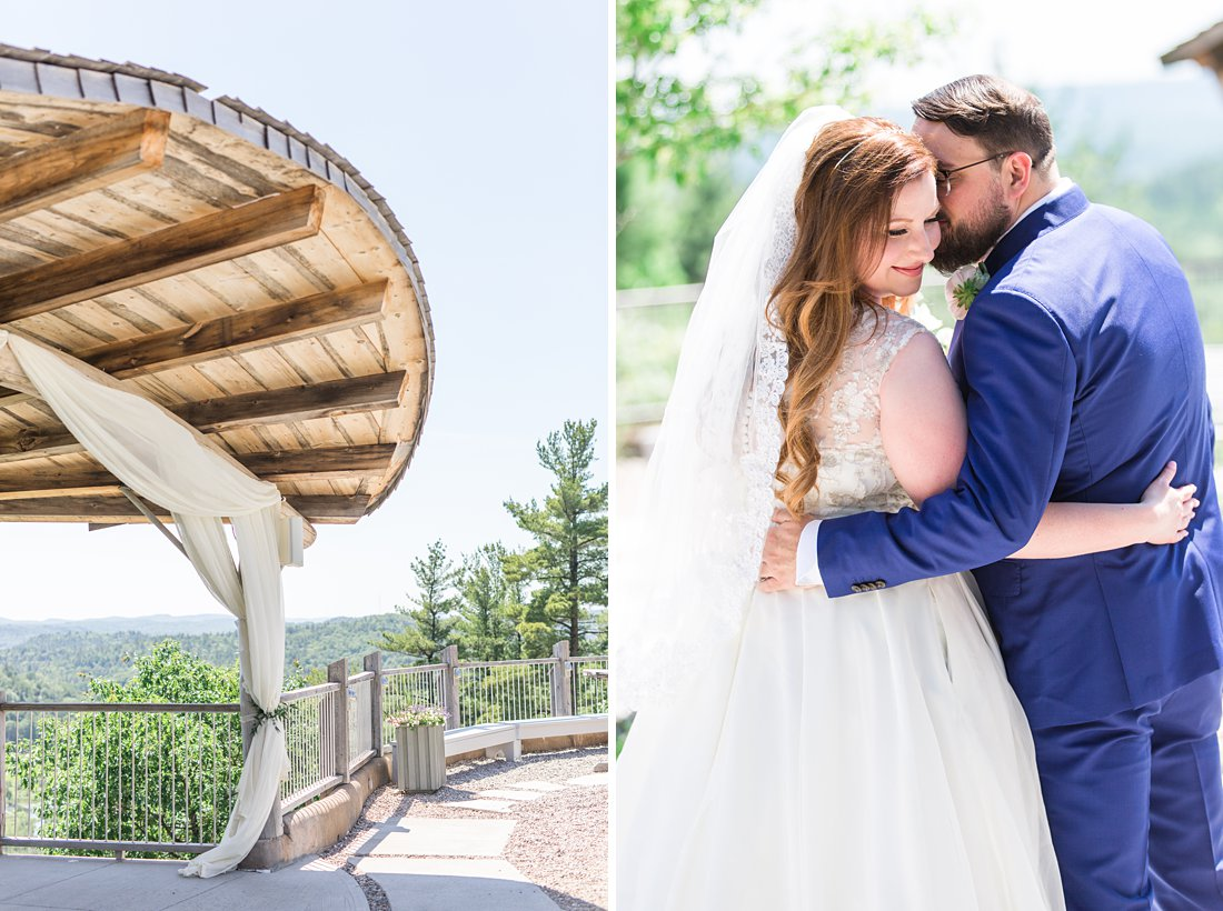 A Sage Green Summer Wedding at Le Belvedere