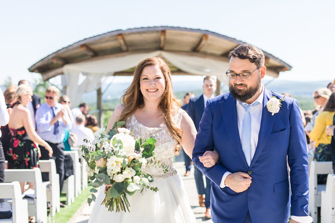 happy bride, just married, A Sage Green Summer Wedding at Le Belvedere