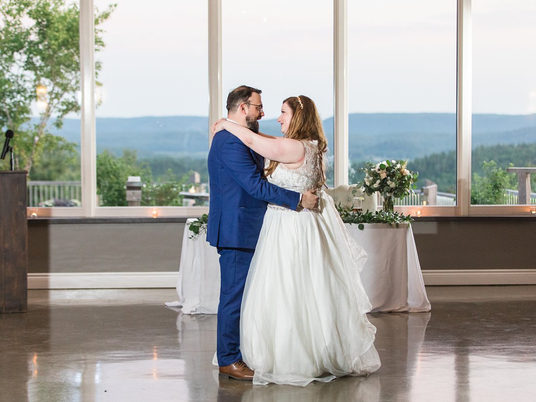 first dance, husband, wife, bride, groom A Sage Green Summer Wedding at Le Belvedere