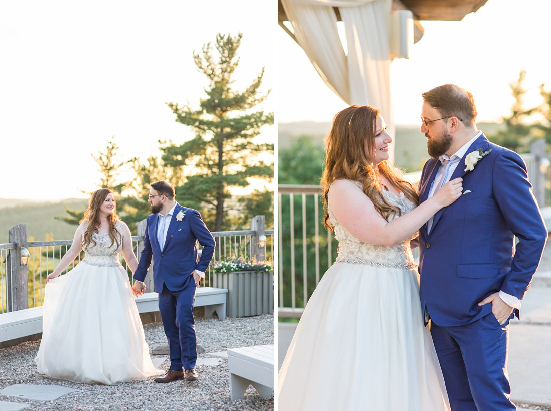 sunset photos, wakefield, outdoor picture, A Sage Green Summer Wedding at Le Belvedere