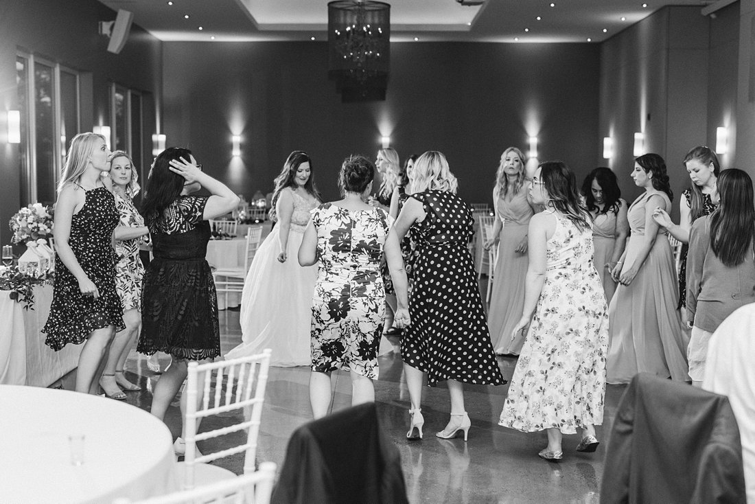 reception dancing, A Sage Green Summer Wedding at Le Belvedere