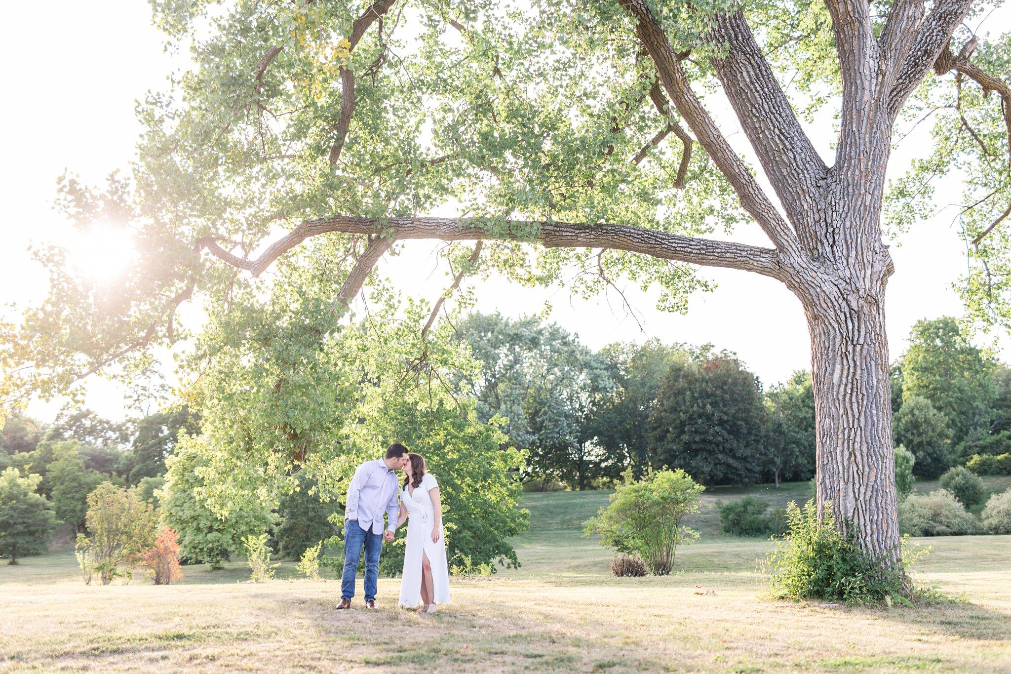 Large tree, Arboretum, Fletcher's Wildlife Garden Engagement photos