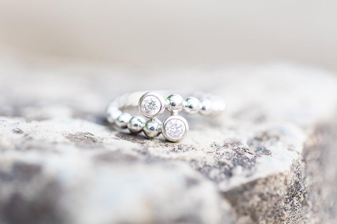Costco engagement ring, Hogs Back Ottawa engagement photos, swirl ring