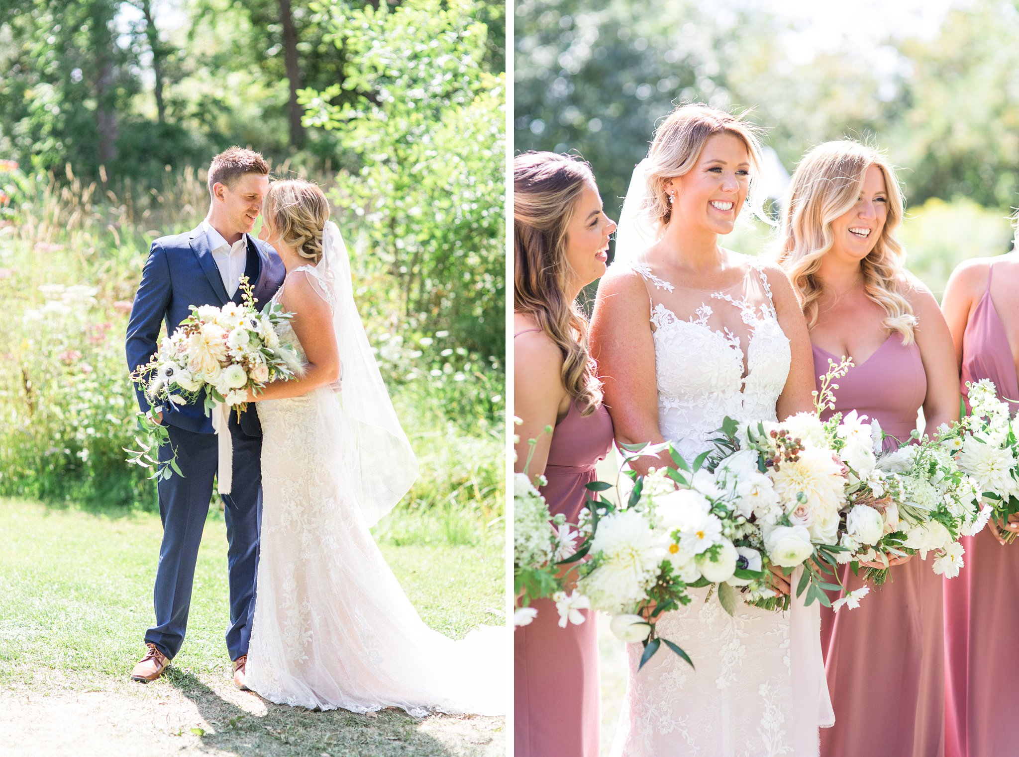 Dusty mauve wedding, Private Estate Wedding Photos, Amy Pinder Photography