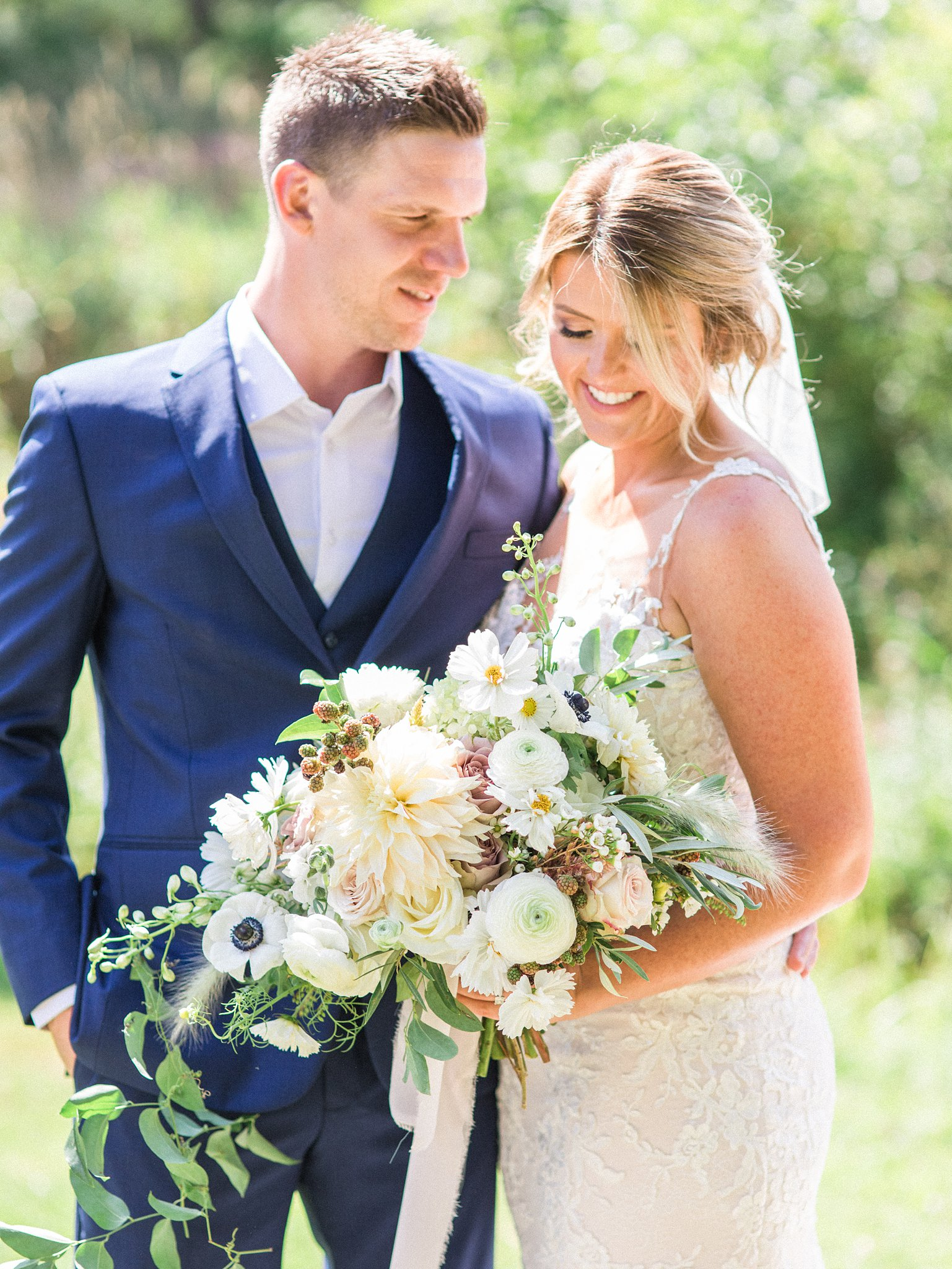 Bright and airy, bride, groom, Pollen Nation, Private Estate Wedding Photos, Amy Pinder Photography
