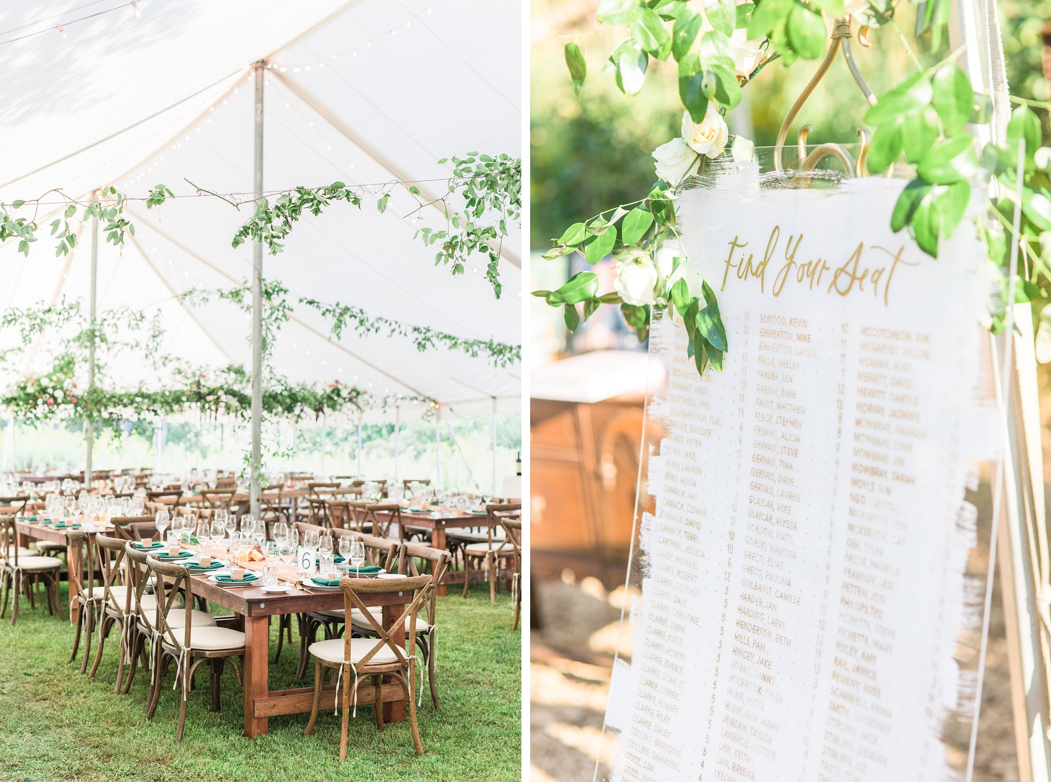 Chalked by Mabz seating chart, Private Estate Wedding Photos, Amy Pinder Photography