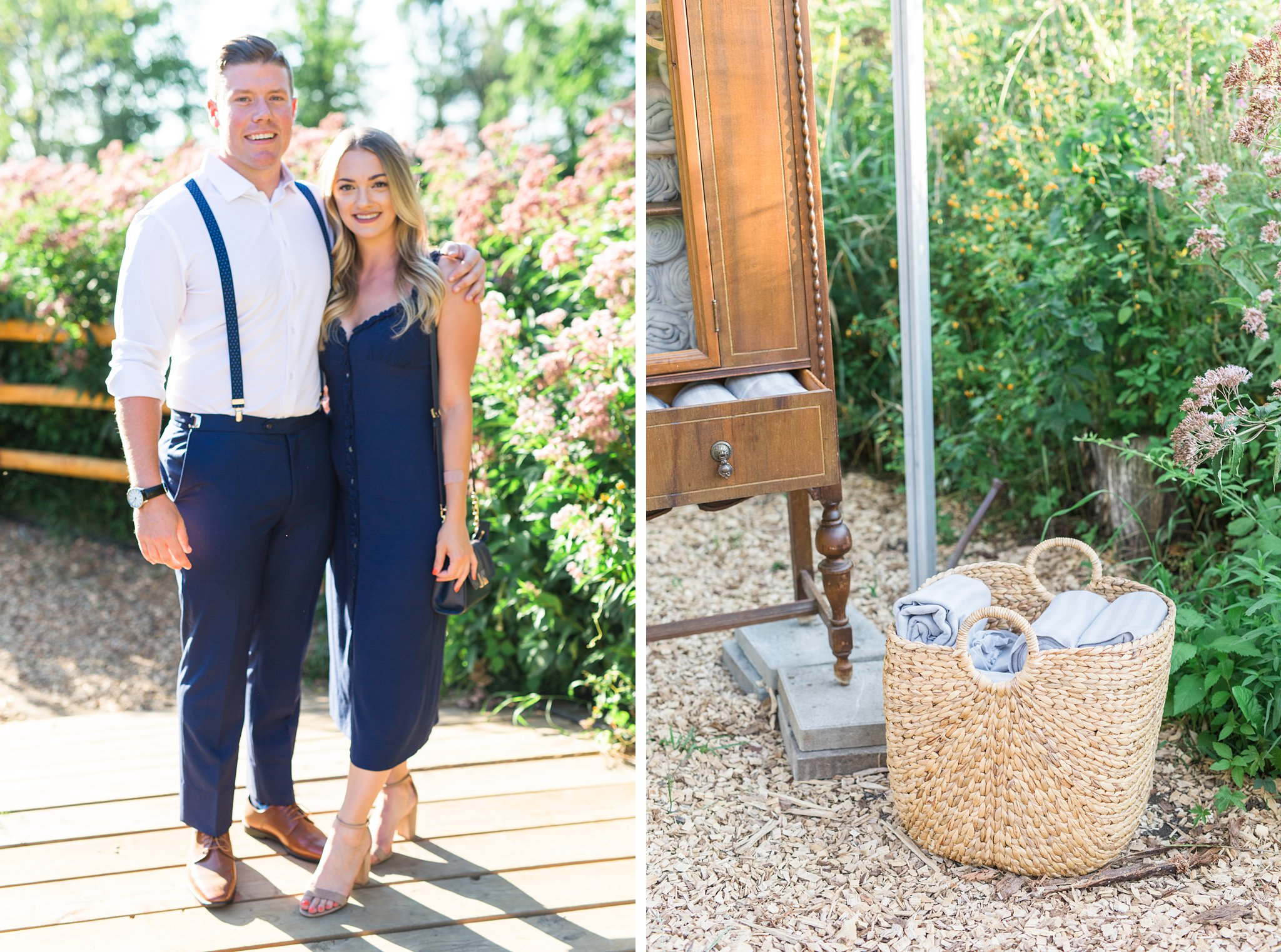 Blankets wedding favour, Private Estate Wedding Photos, Amy Pinder Photography