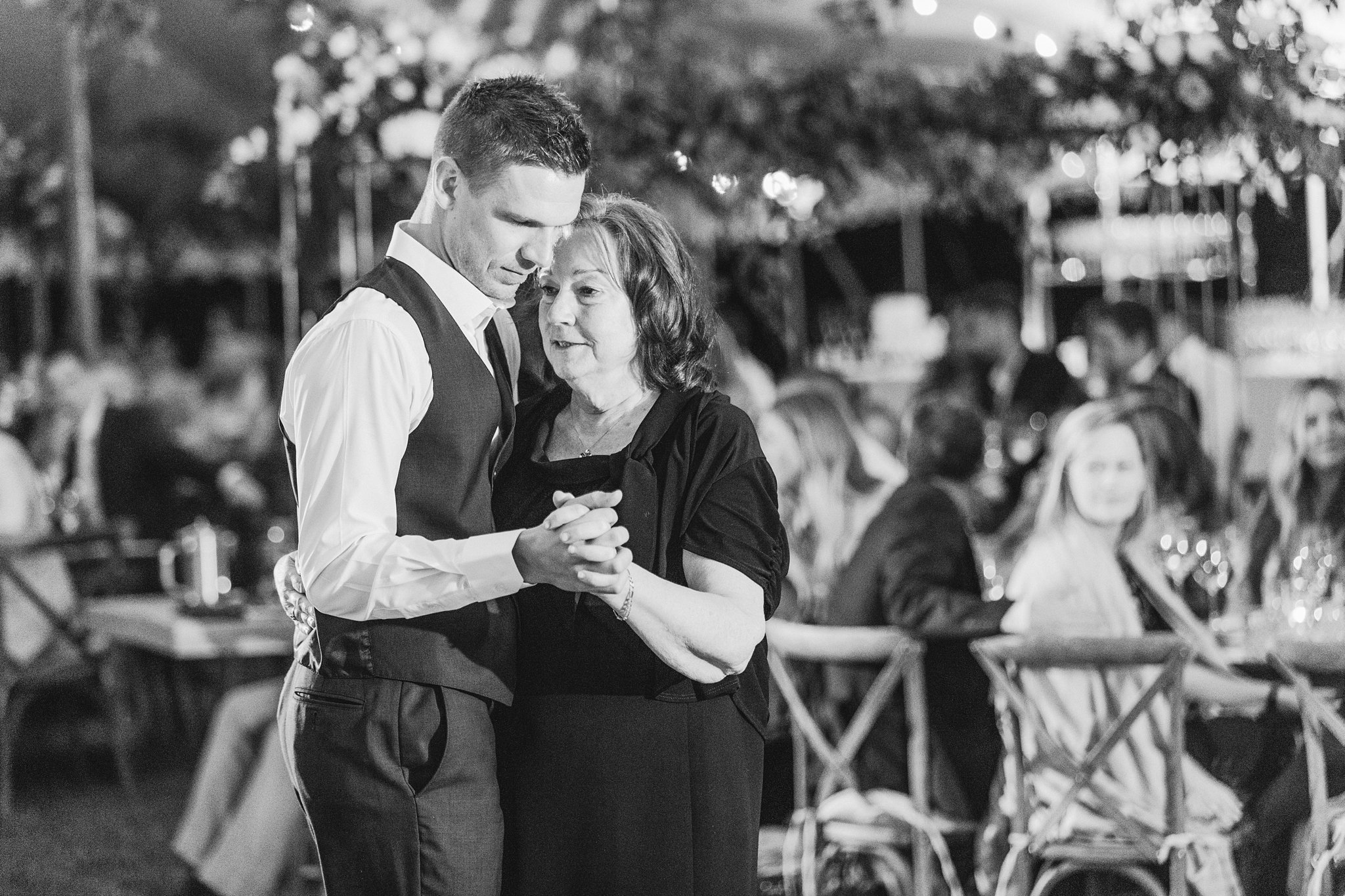 Mother son dance, Alzheimer's society of canada, Private Estate Wedding Photos, Amy Pinder Photography