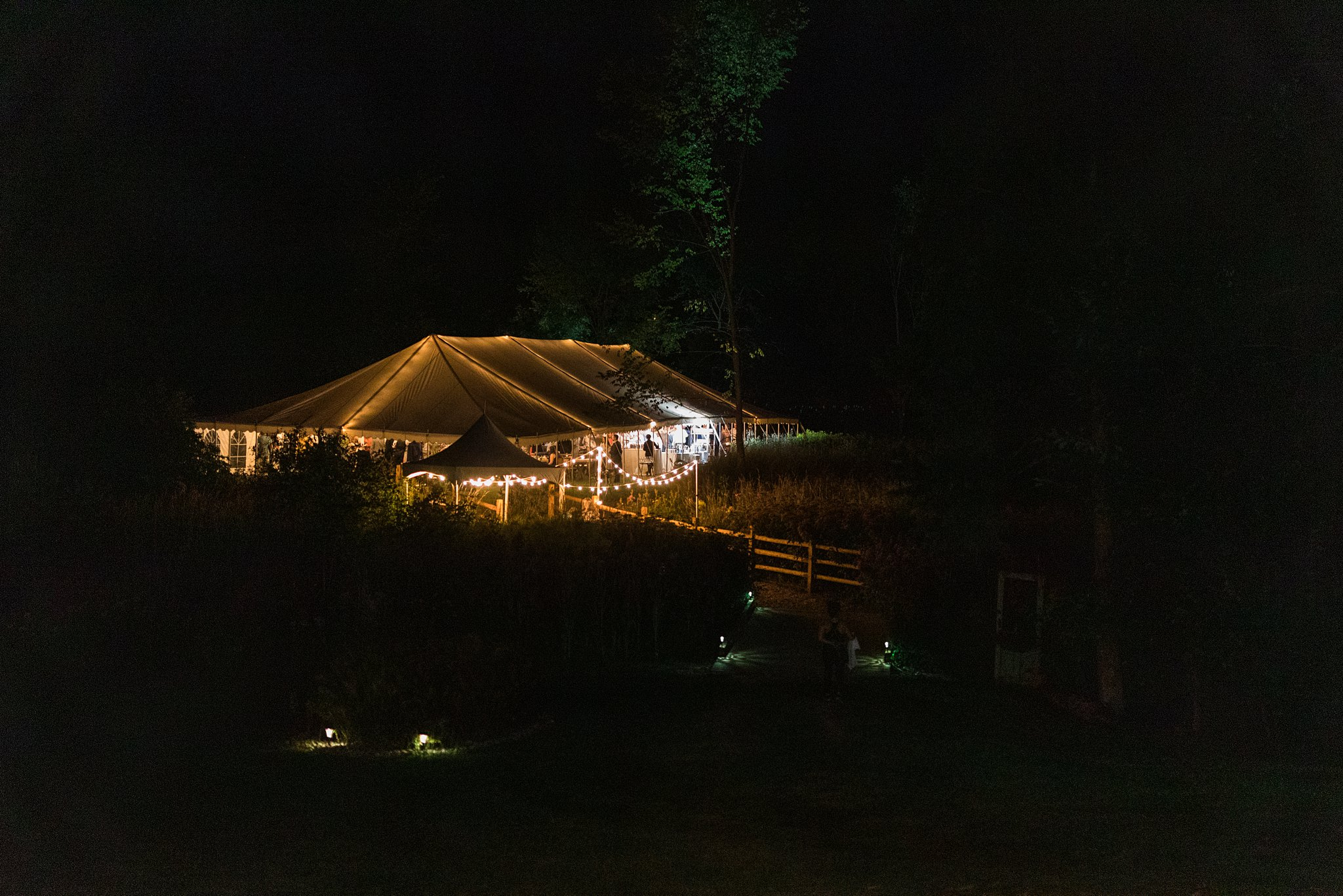 Night time reception, string lights, Private Estate Wedding Photos, Amy Pinder Photography