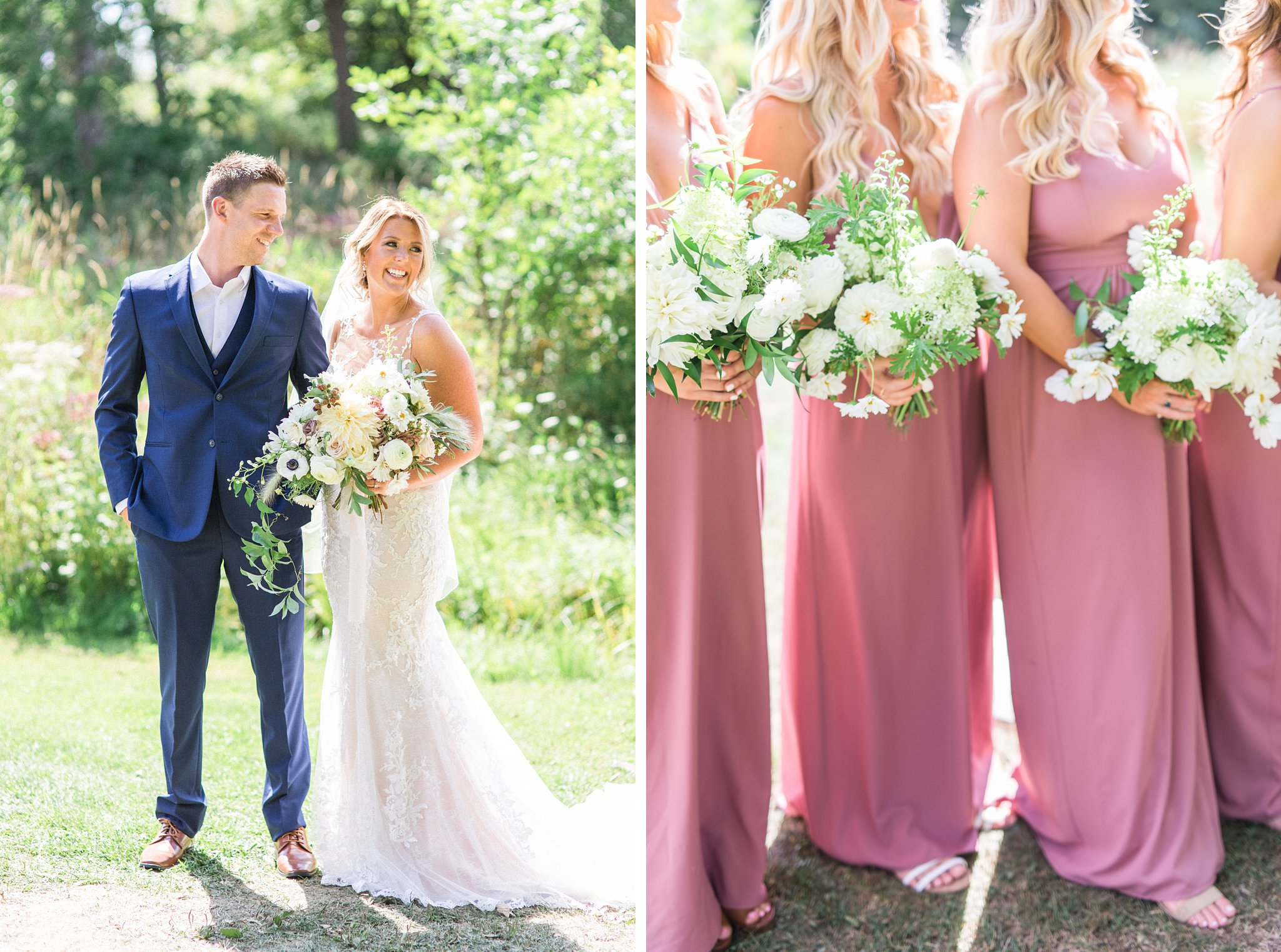 Bright and airy, Private Estate Wedding Photos, Amy Pinder Photography