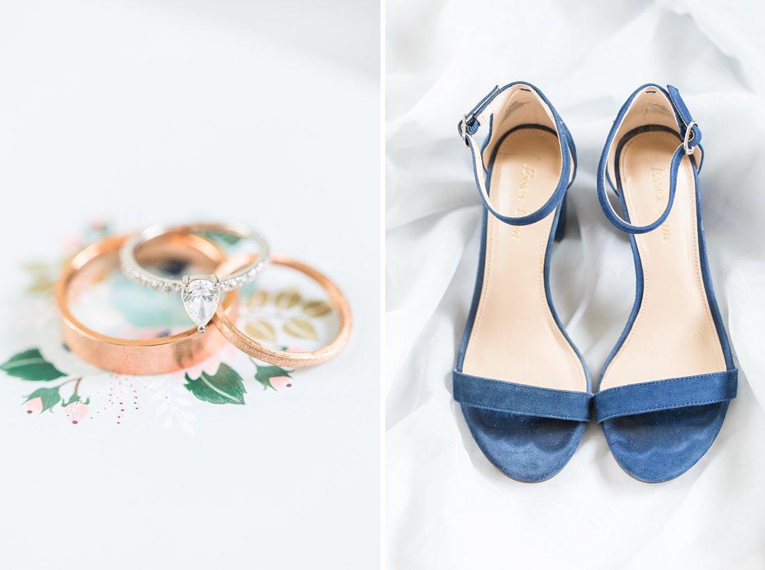 Blue bridal heels, Social Restaurant Wedding Photos Ottawa
