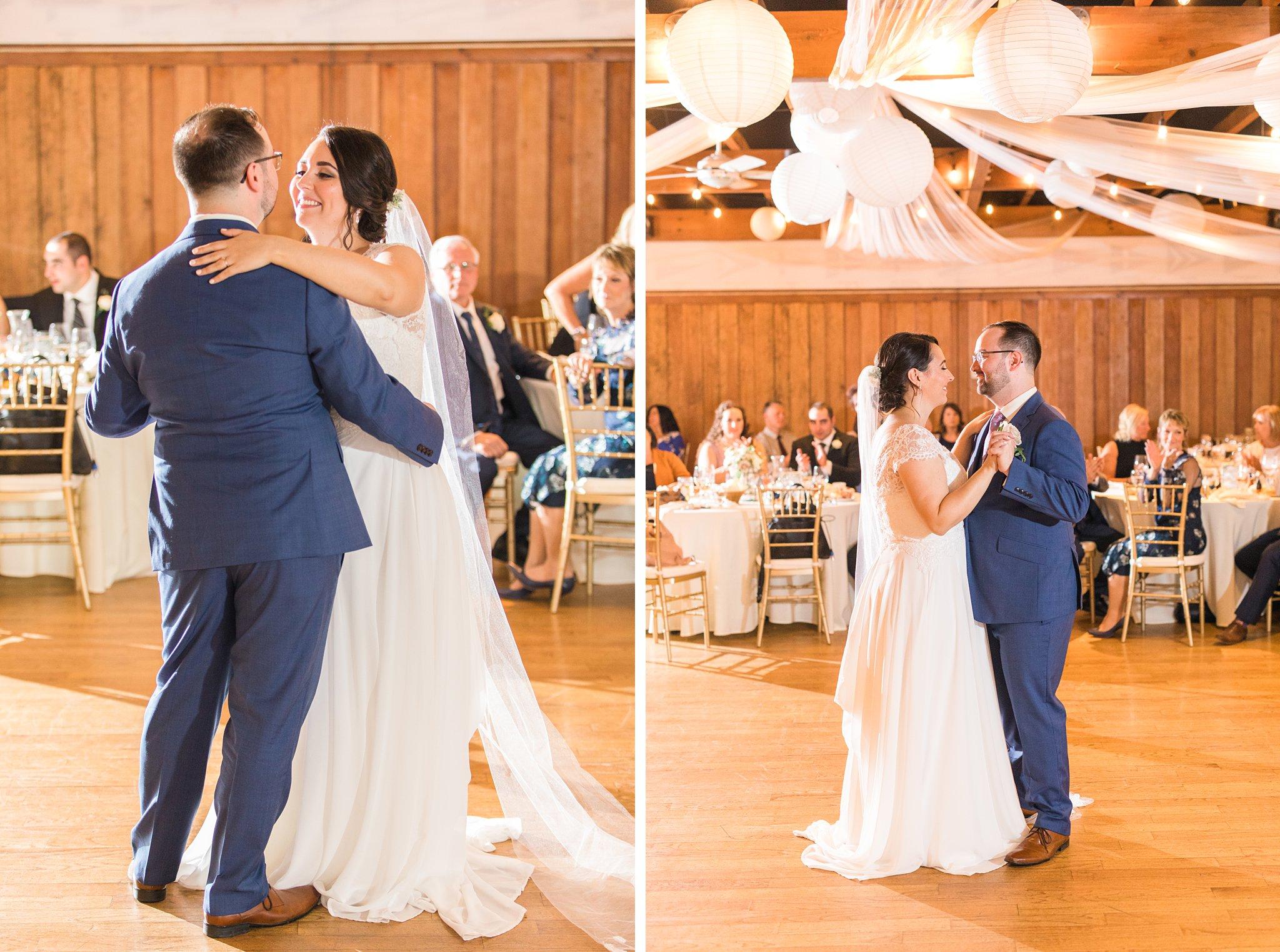 First dance, Britannia Yacht Club Wedding Photos, Amy Pinder Photography