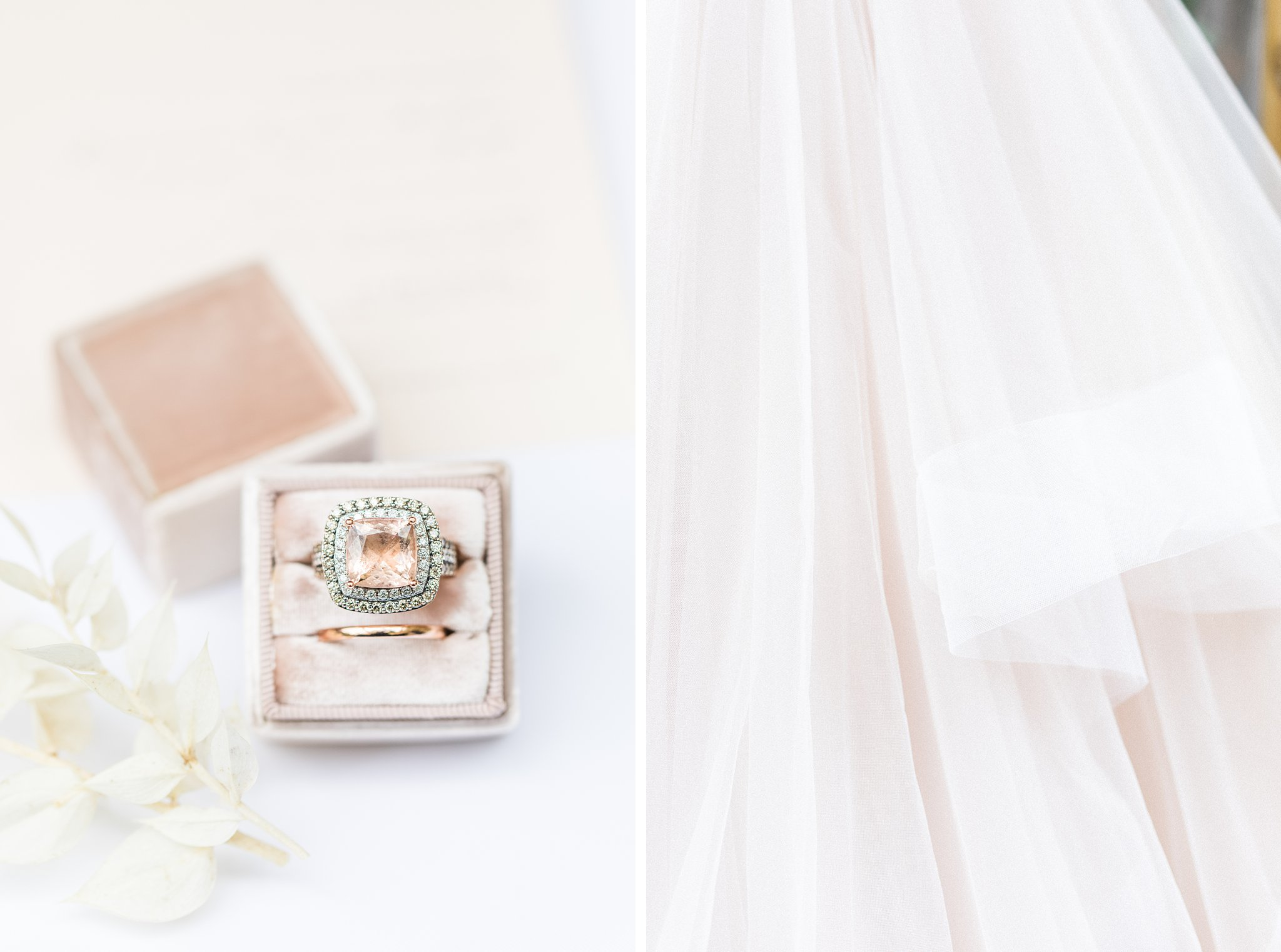 Mrs. Box, Gemstone ring, moscato, pink, Wakefield wedding photos, Le Belvedere
