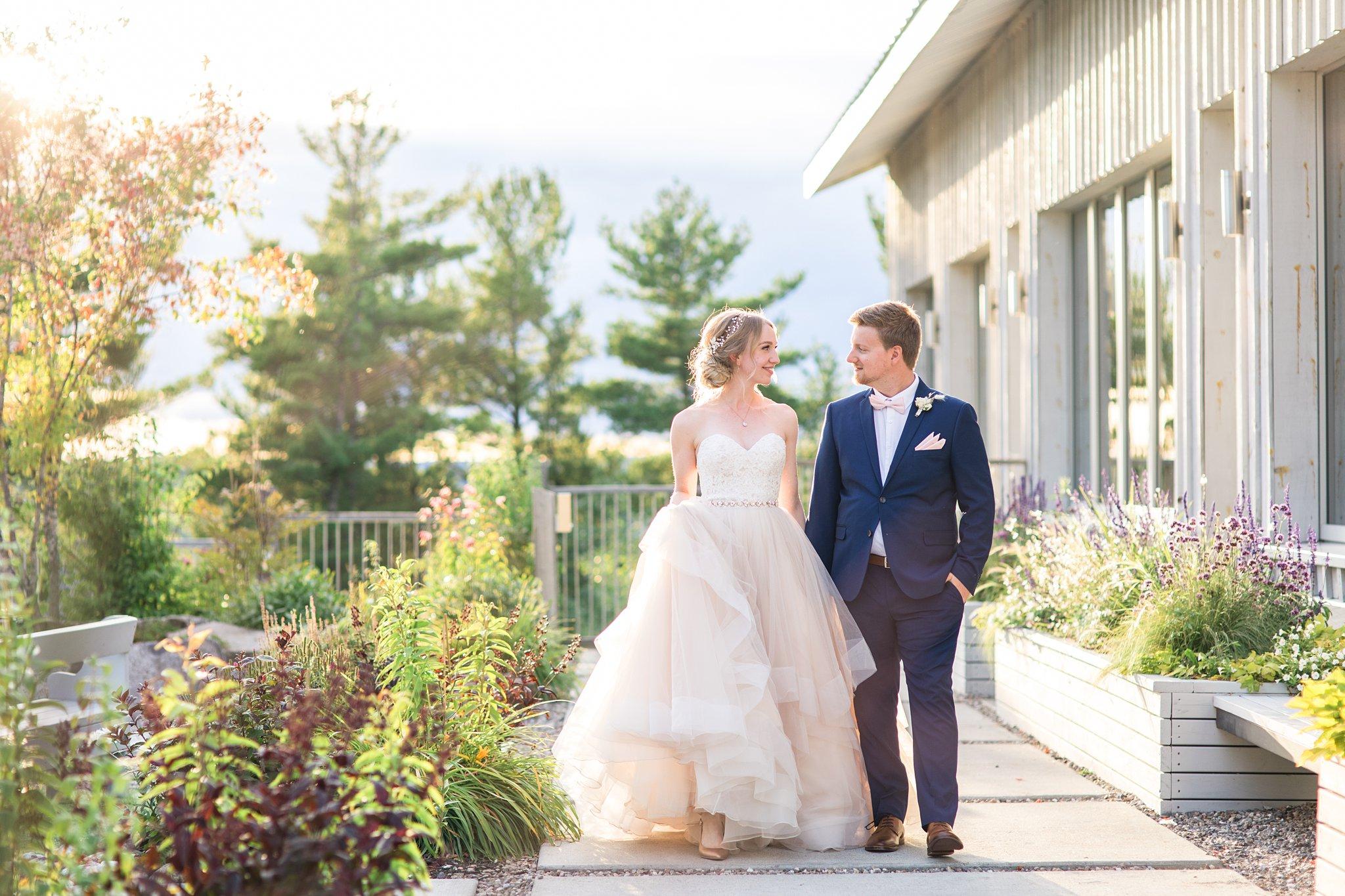 Sunset photos, Wakefield wedding photos, Le Belvedere